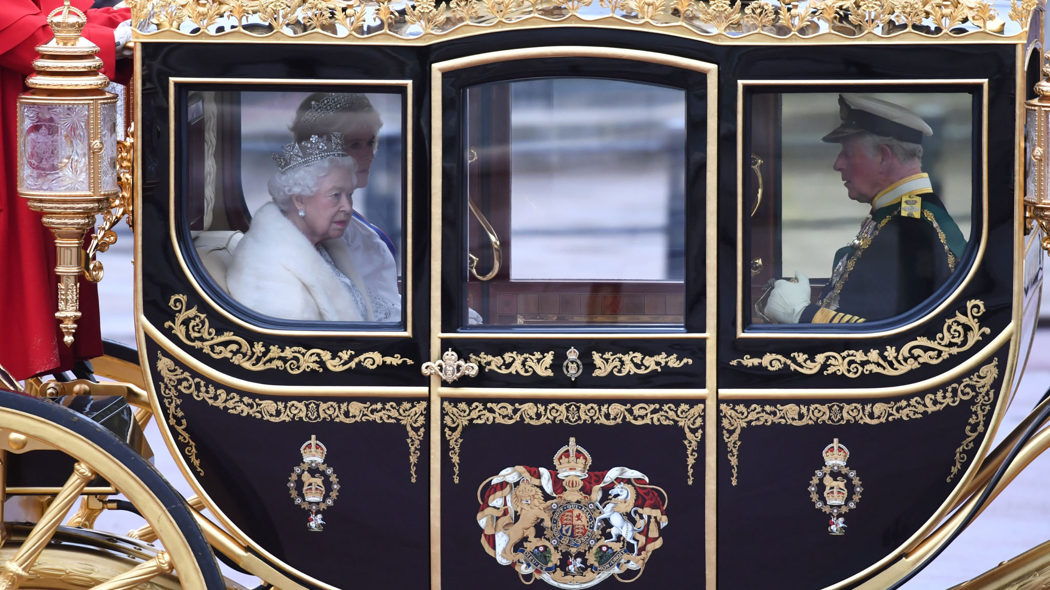 Queen announces Boris Johnson's new legislative agenda