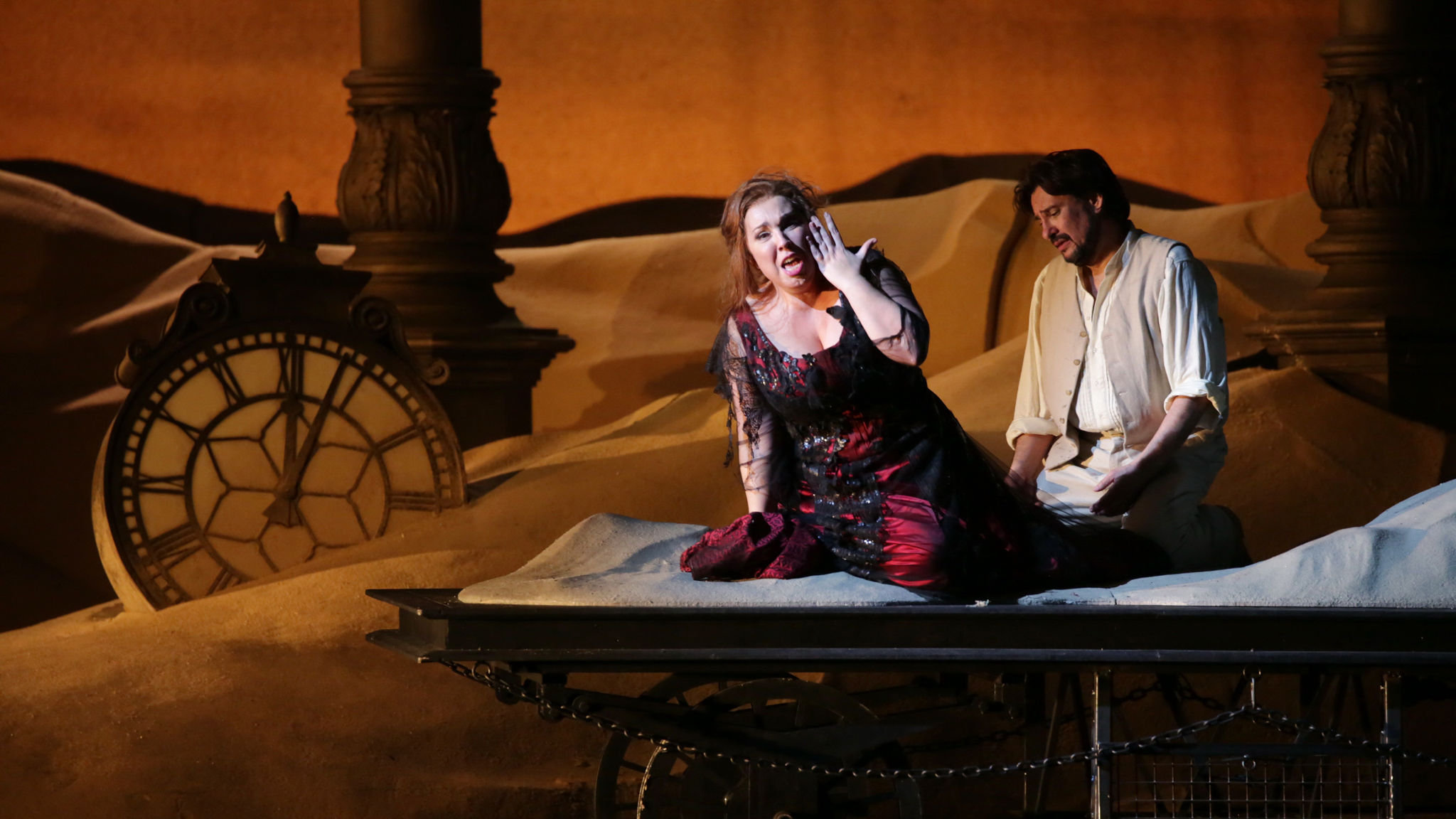 Manon Lescaut at La Scala reveals Puccini's bold intentions