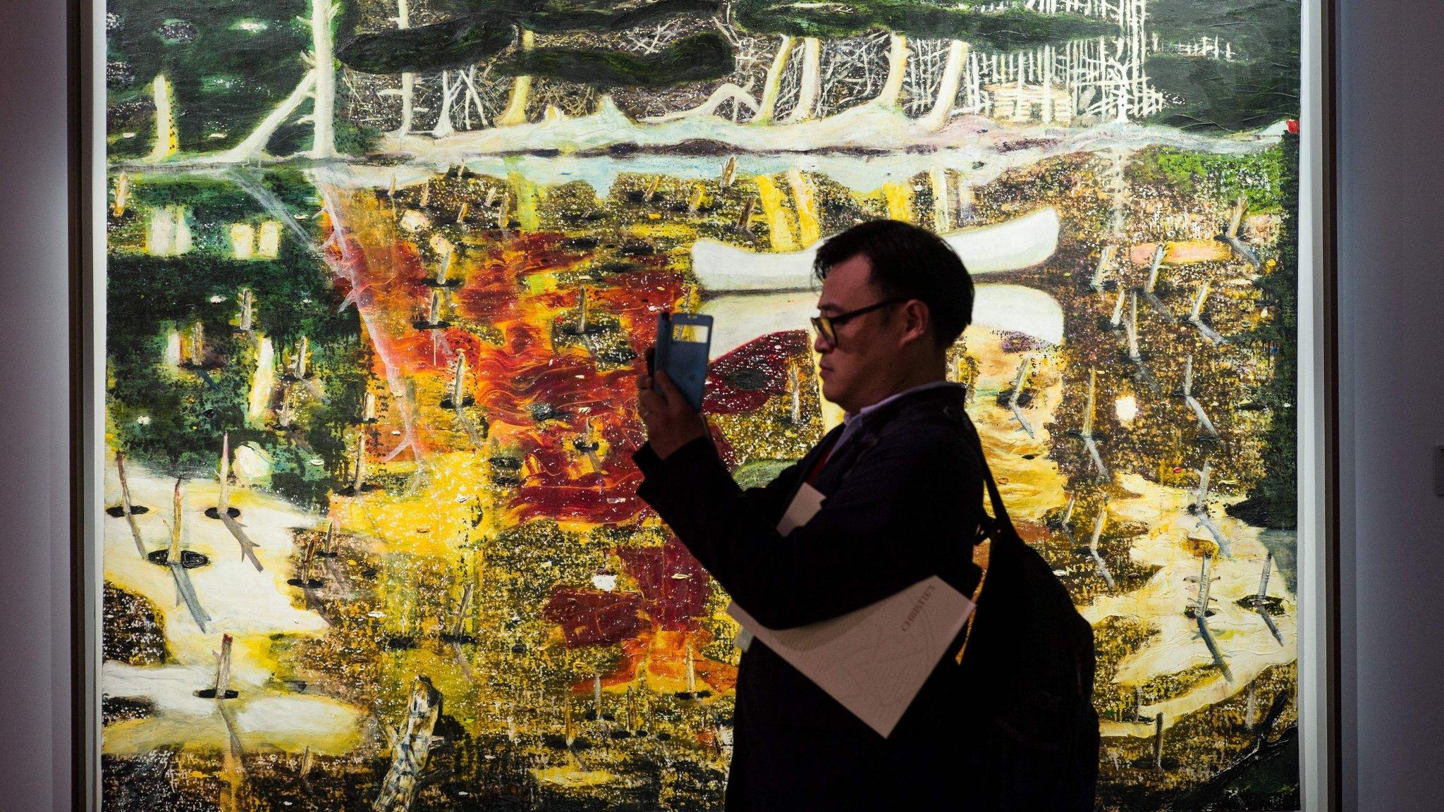 London-based art fund targets $1bn lending in Asia