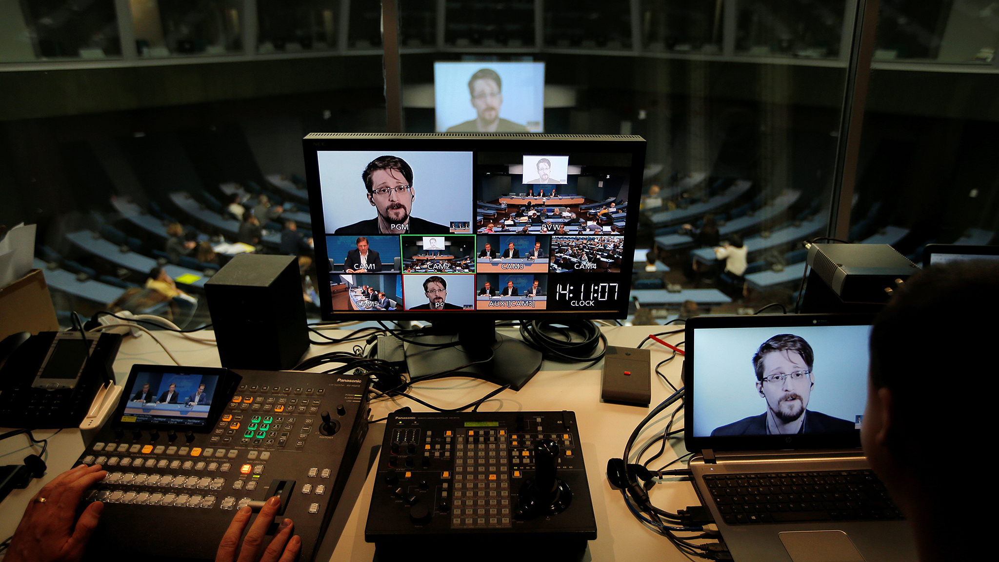 In search of the real Edward Snowden