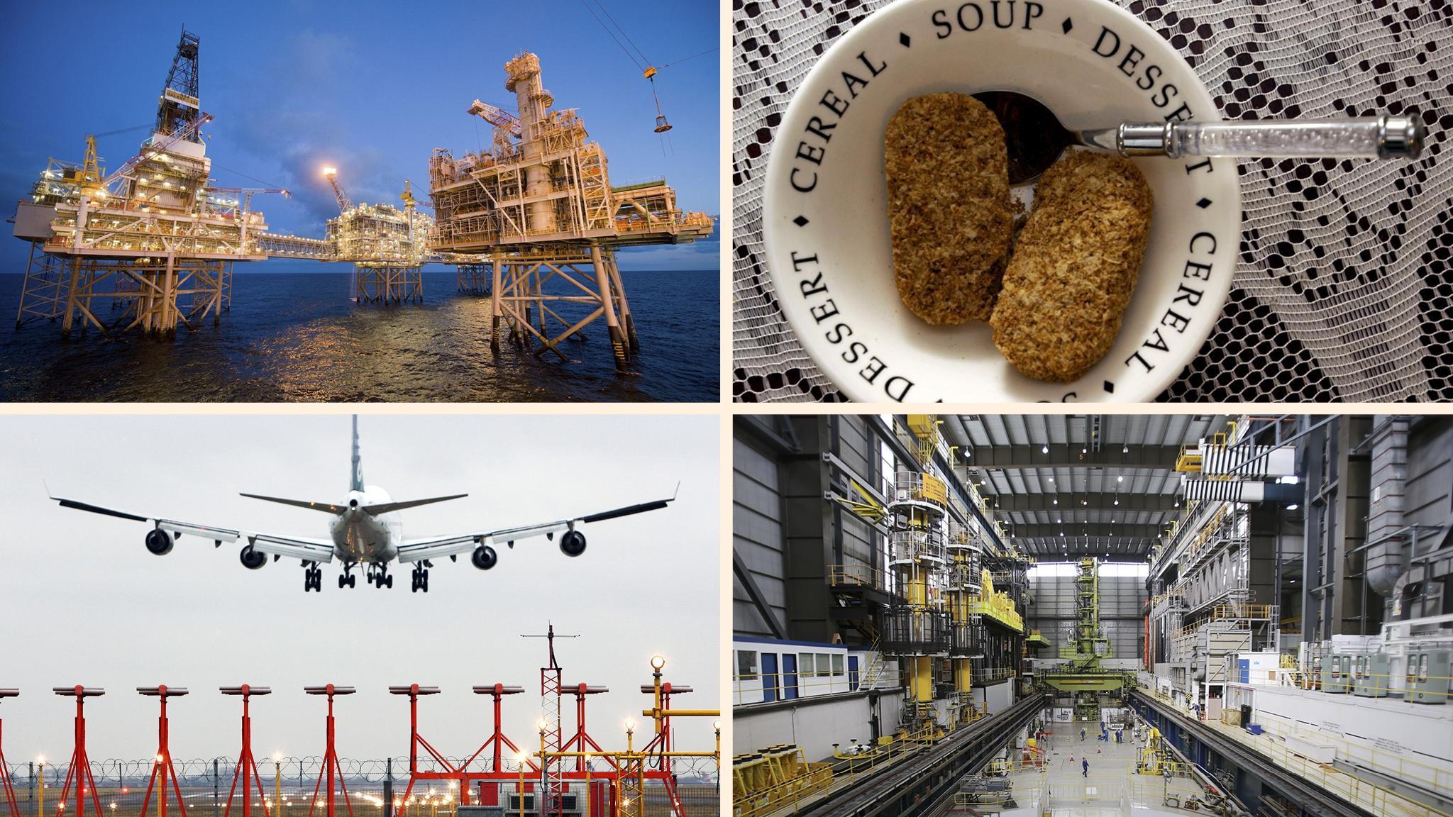 Britain celebrates China investment flow