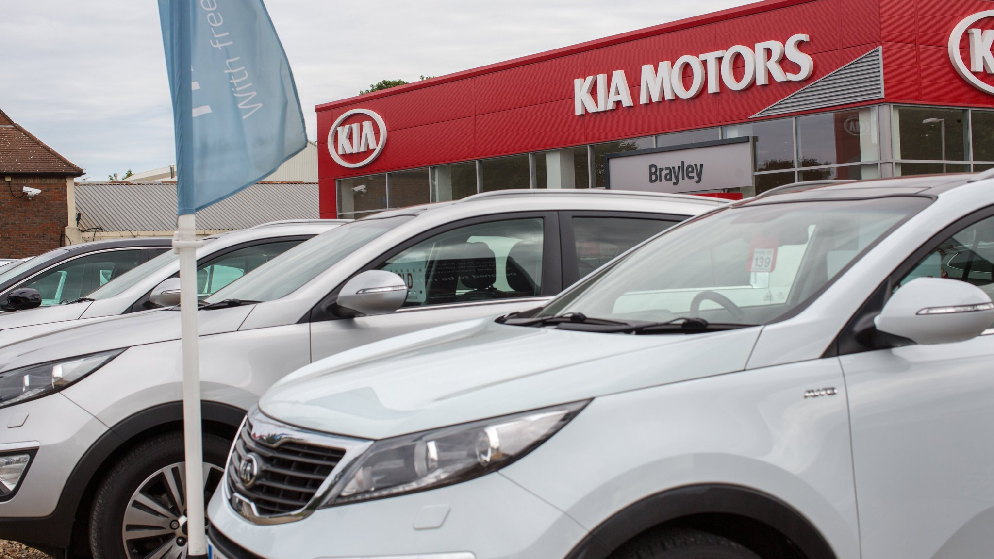 Car Sales Boom Reaches End Of Road