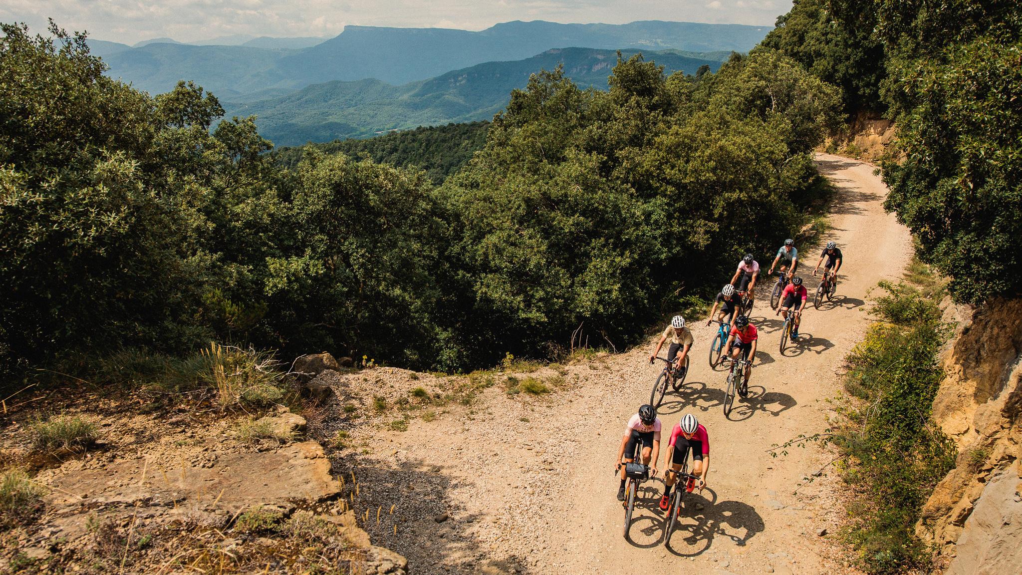 Cycling's next big thing: gravel