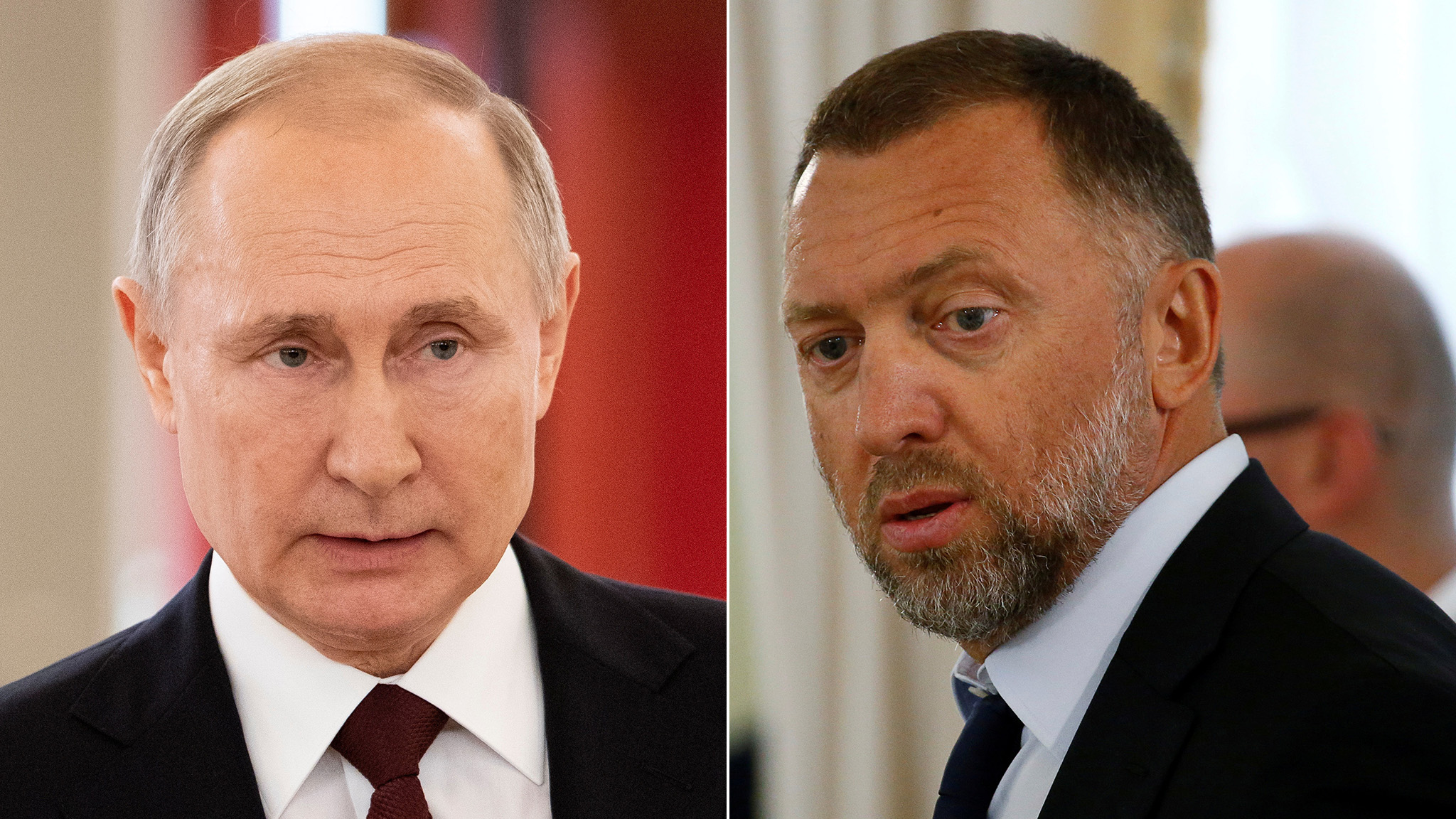 Us Cites Reports Oleg Deripaska Helped Vladimir Putin Launder Cash Financial Times