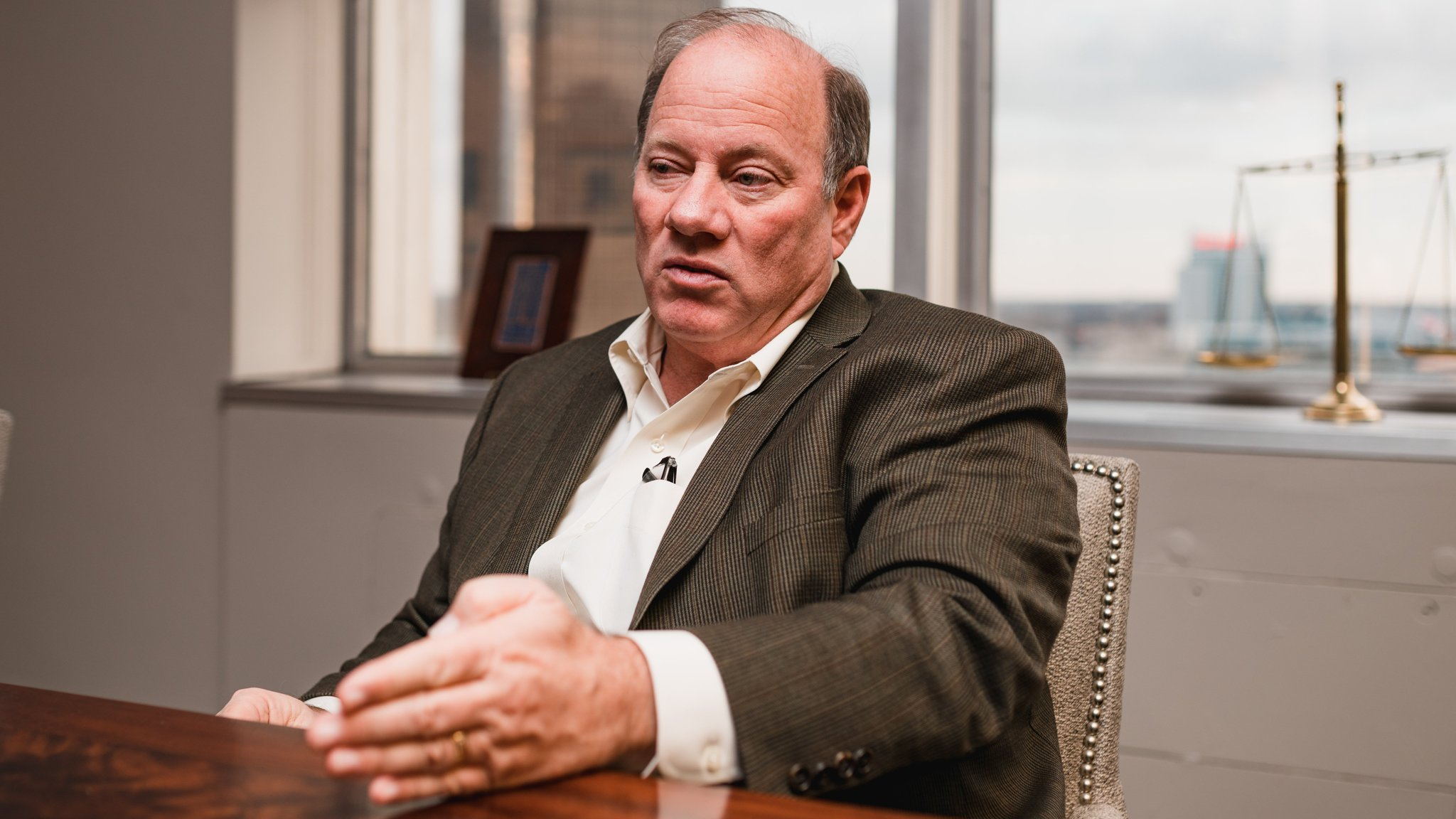 Mike Duggan: how I halted Detroit's decline