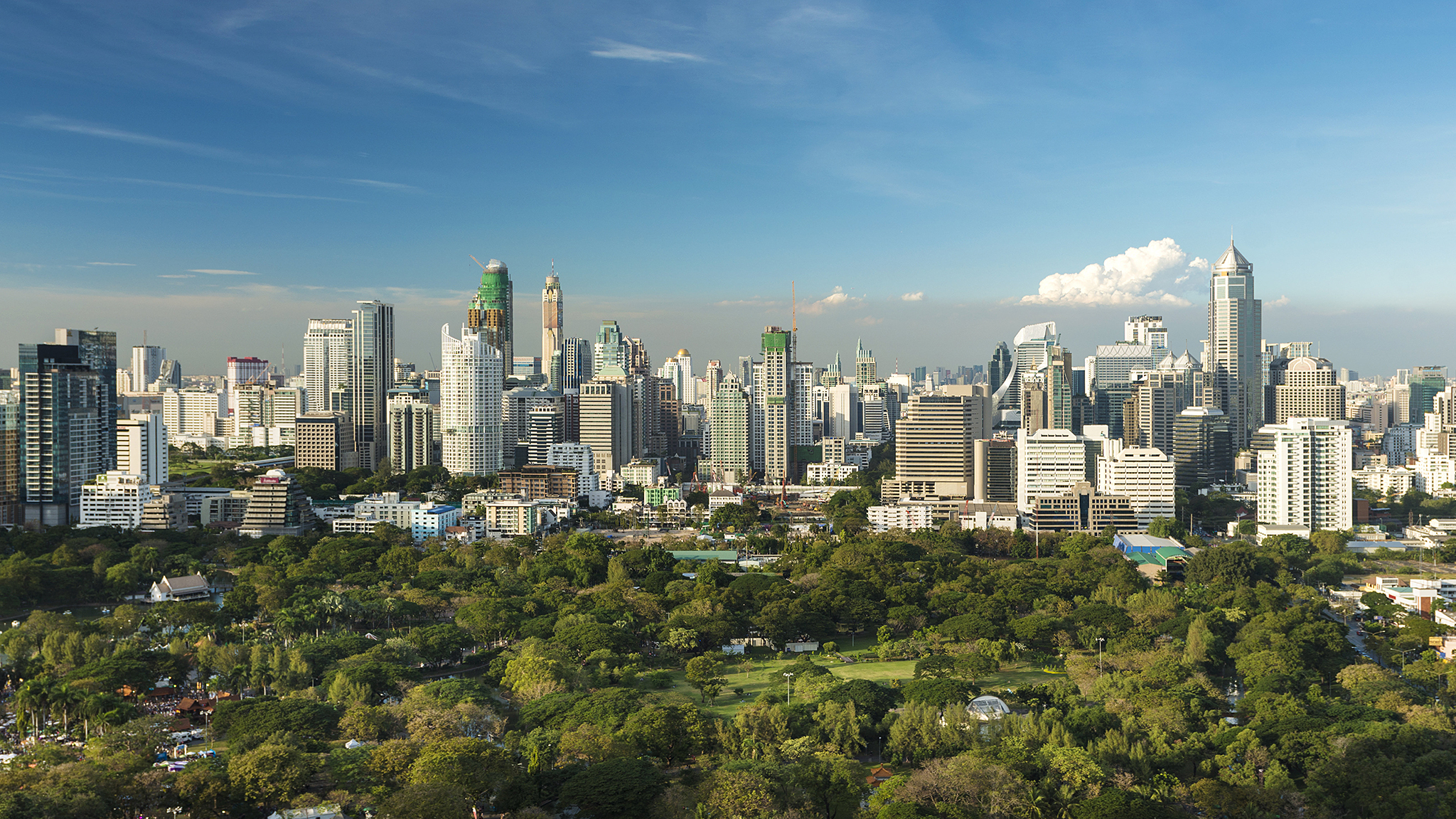 Thai developers reach for the skies