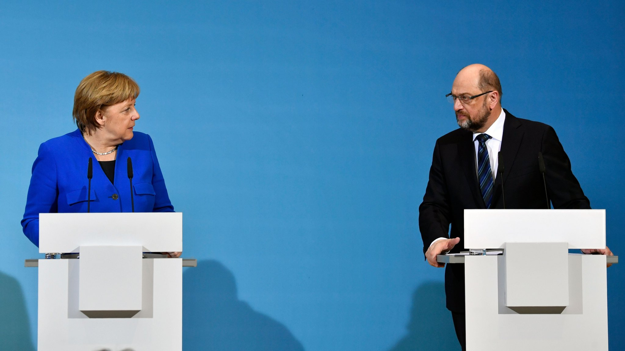 Germany's SPD seeks further concessions from Merkel
