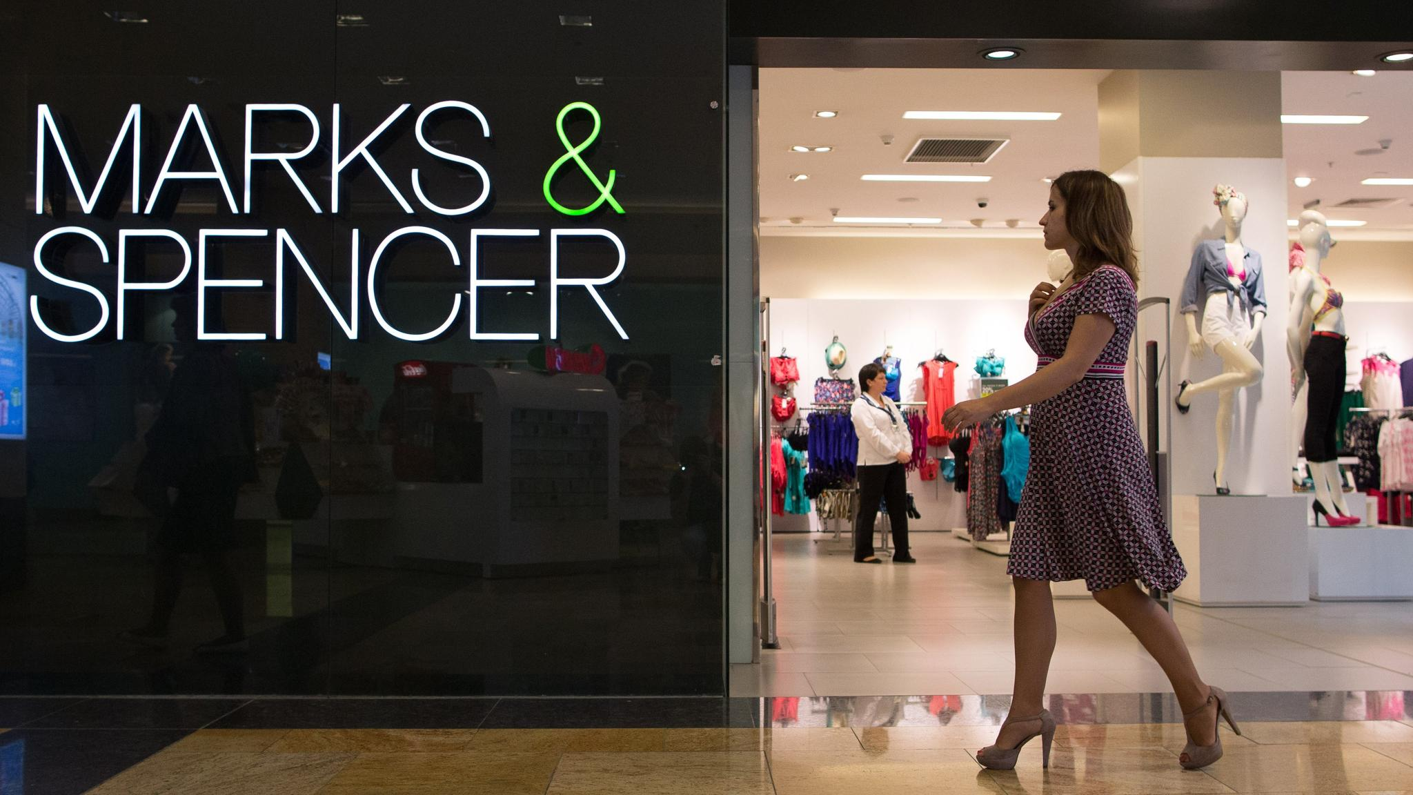 marks and spencer report