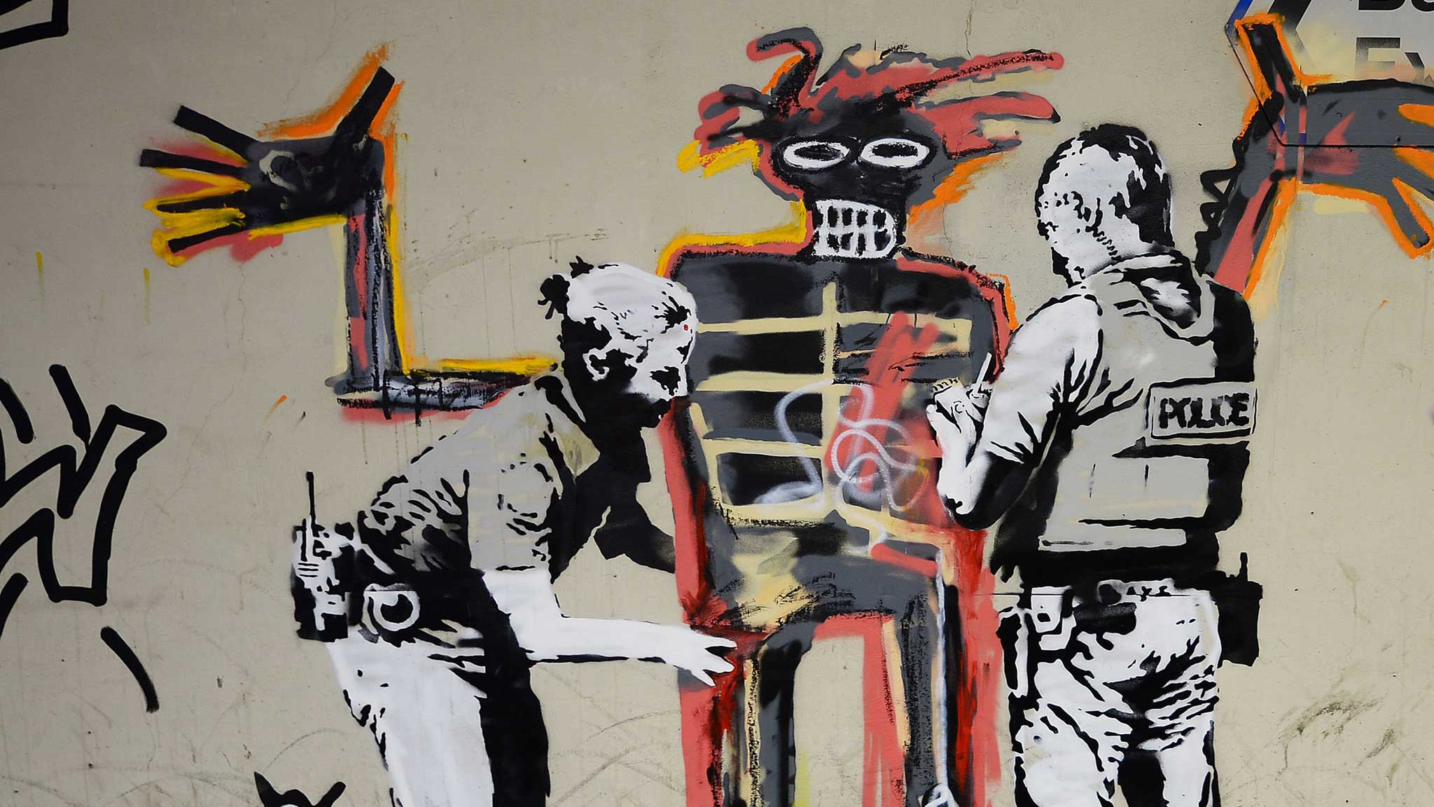 Street Art London | Dokument Press