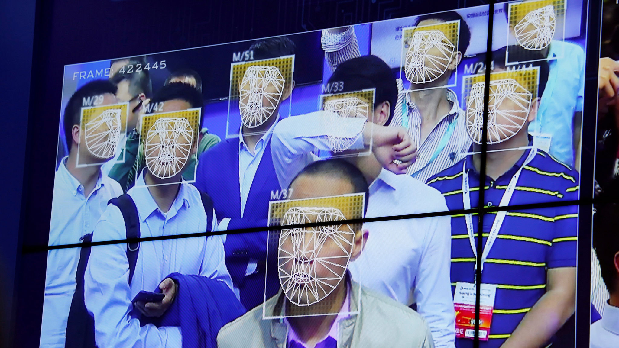Facial recognition/China: grin and bear it   Financial Times