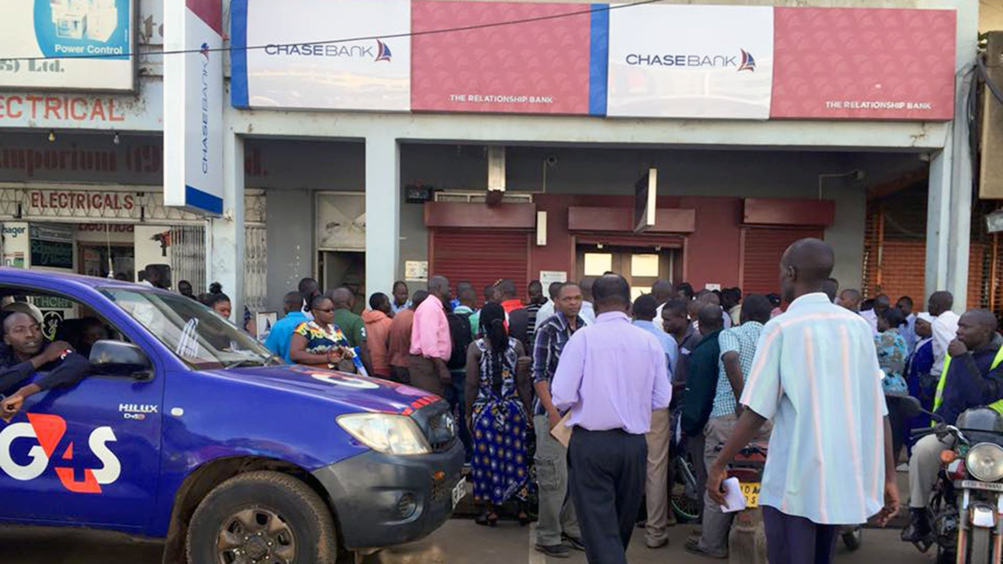 s kcb to manage opening of chase bank
