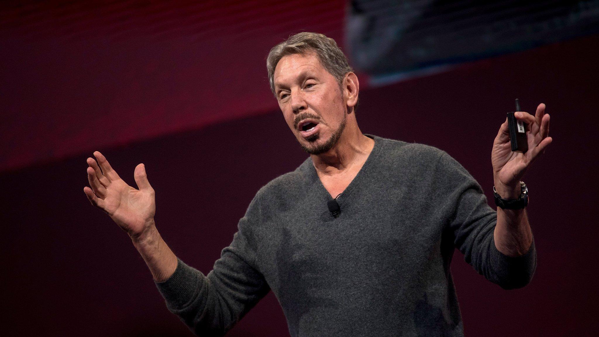 Ellison joins Tesla board in reshuffle to rein in Musk