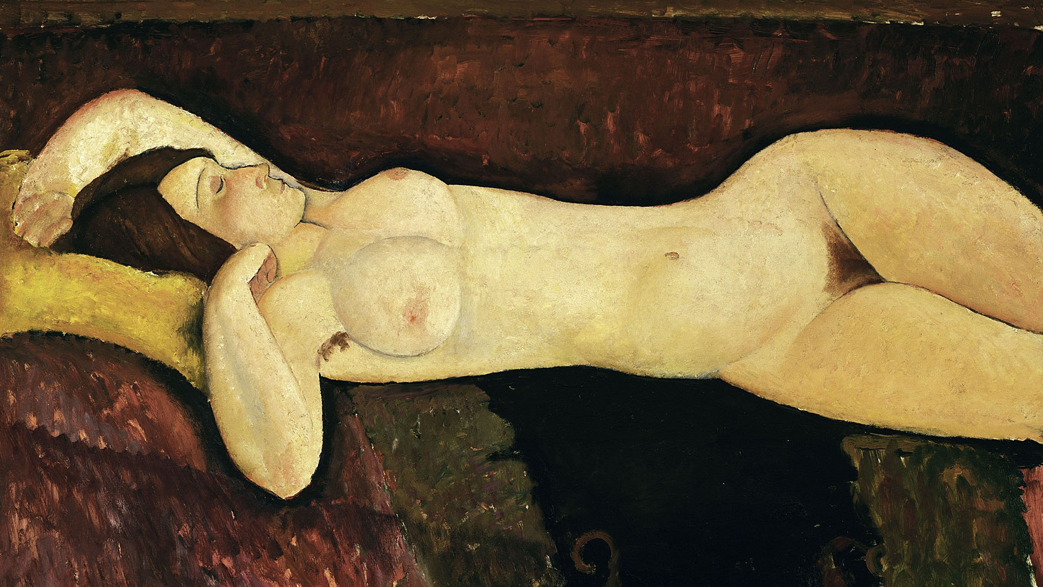 The shock factor: Modigliani at Tate Modern