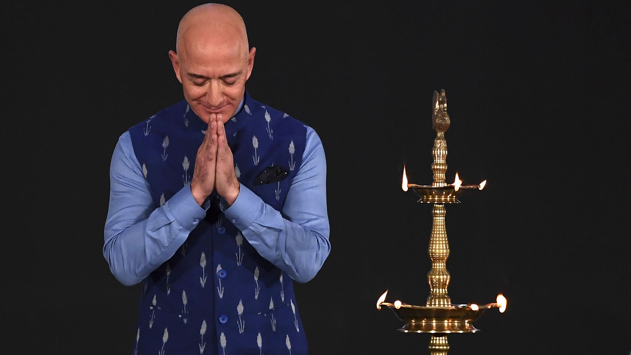 Freezing Out Jeff Bezos Could Backfire For New Delhi Financial Times