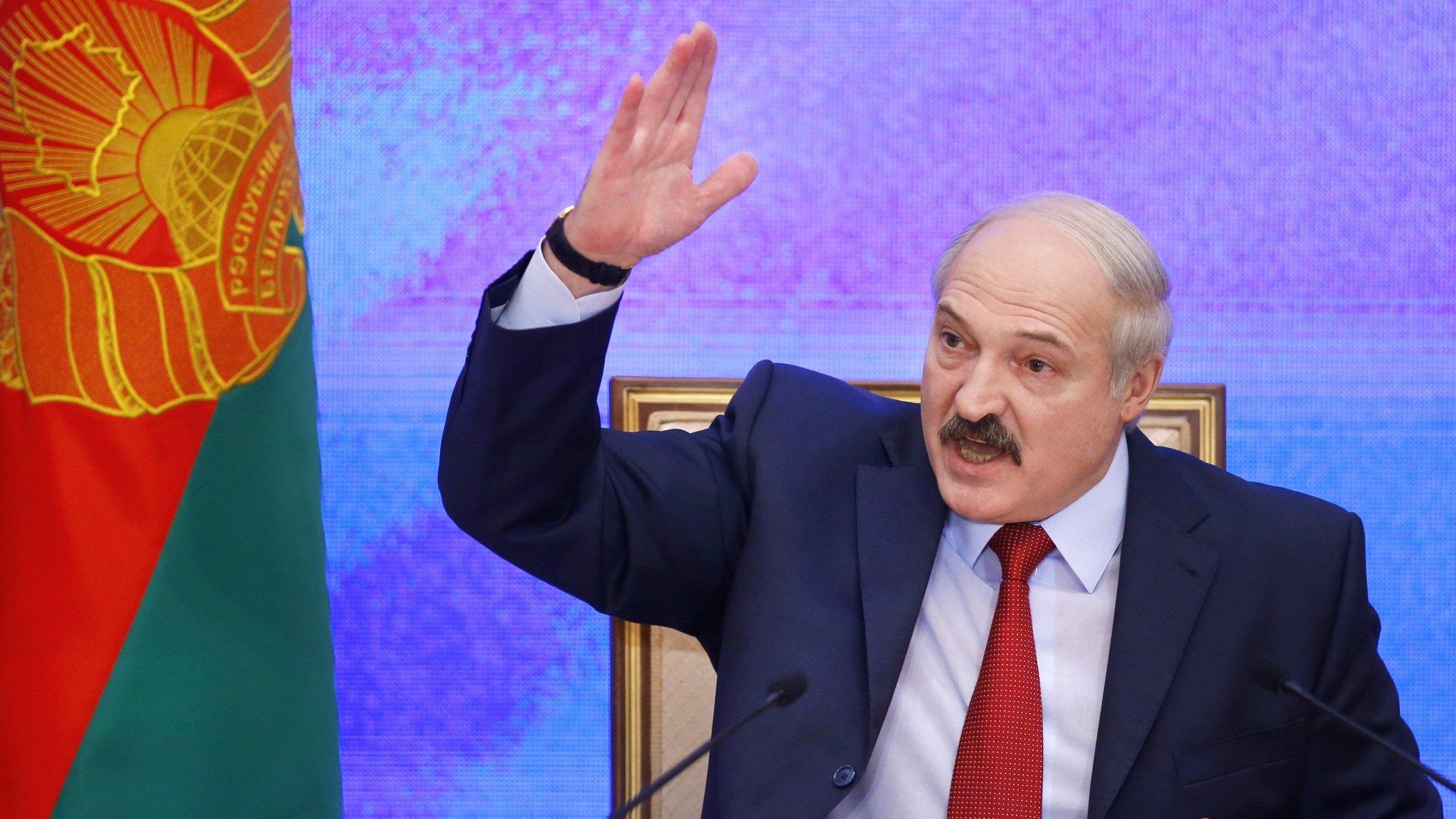 Career growth of Lukashenko - President of the Republic of Belarus 4