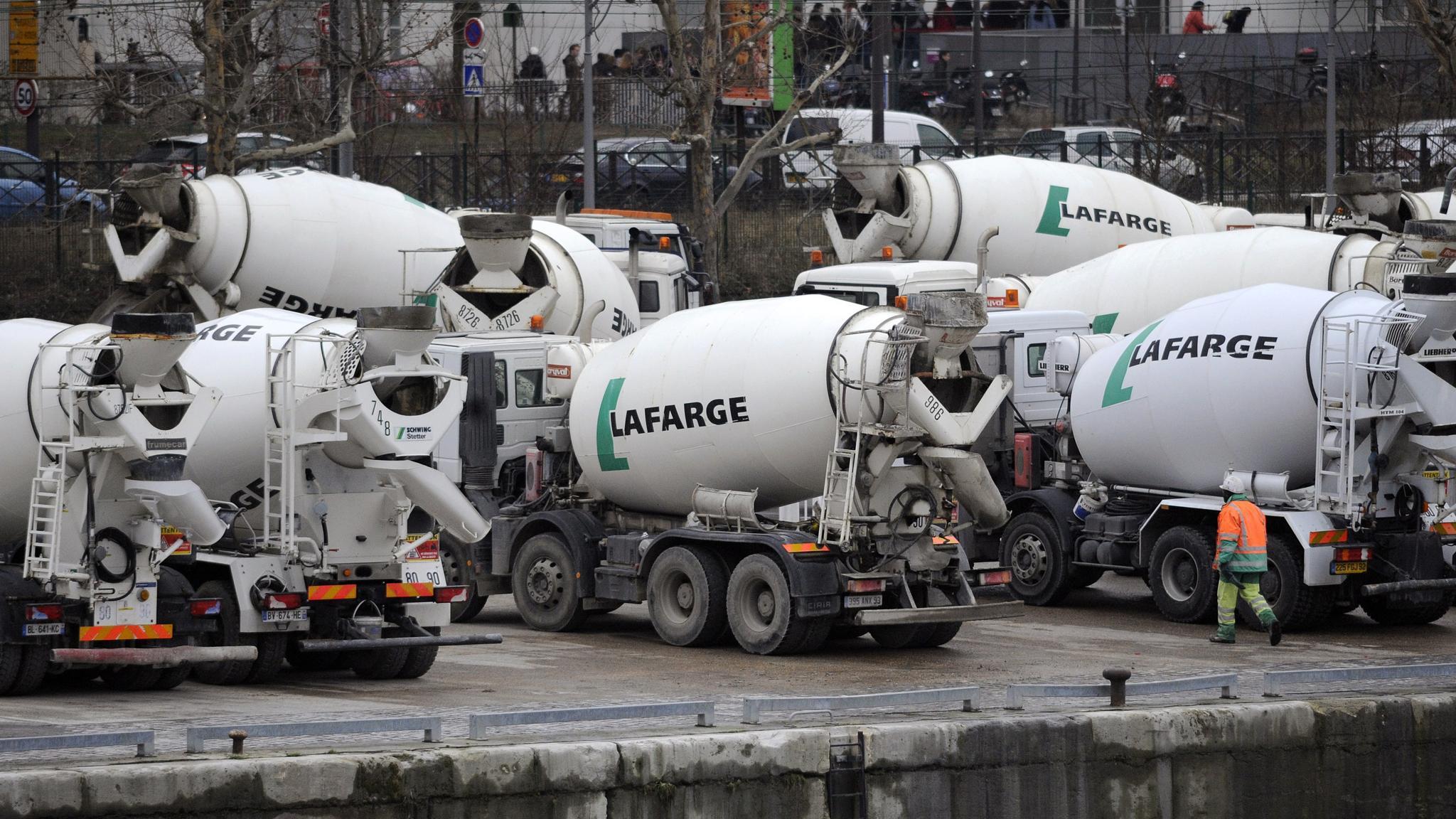 New Lafarge Cem : Regulators must get harder on holcim and lafarge deal