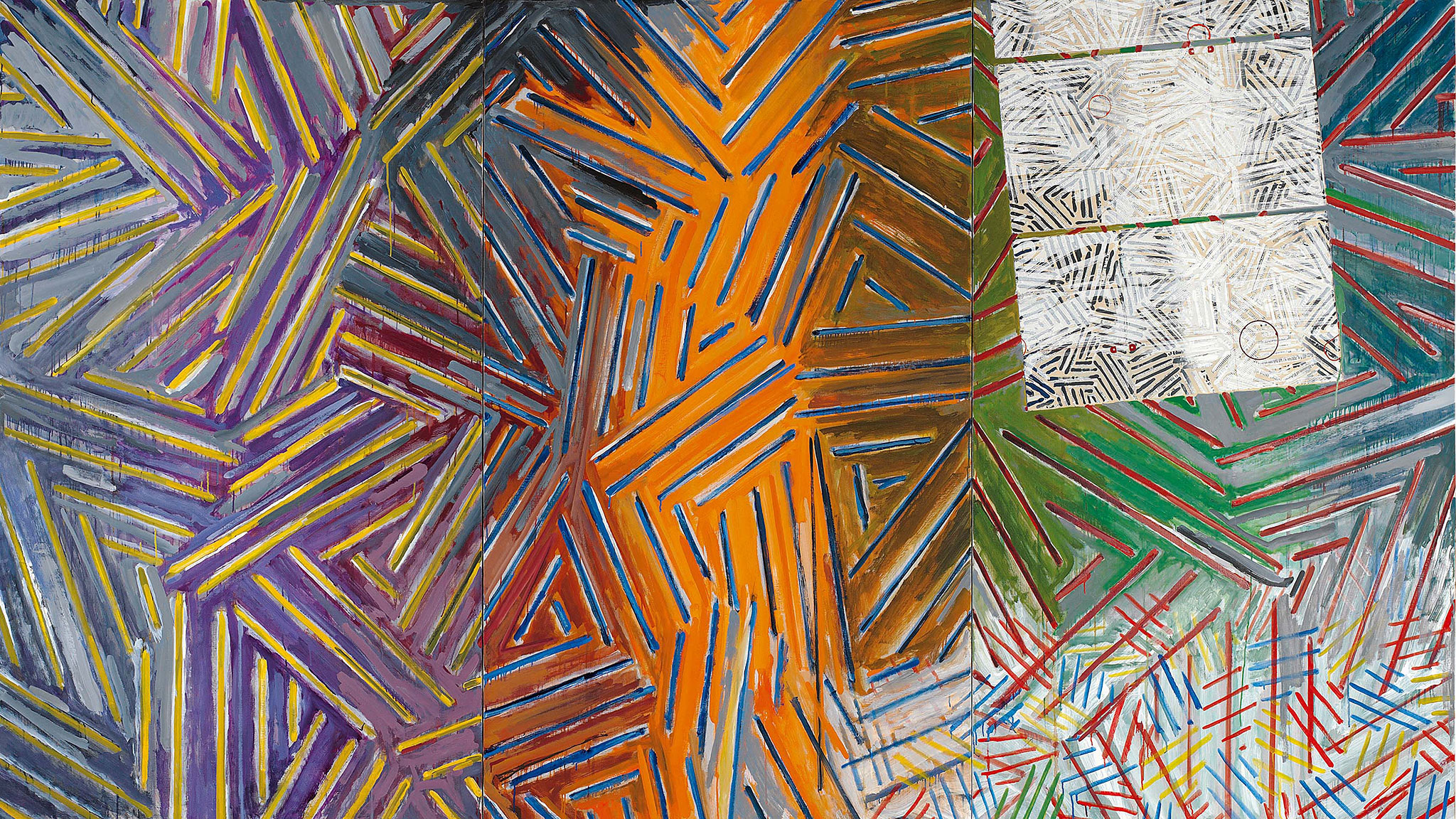 Jasper Johns A Brush With Truth Financial Times