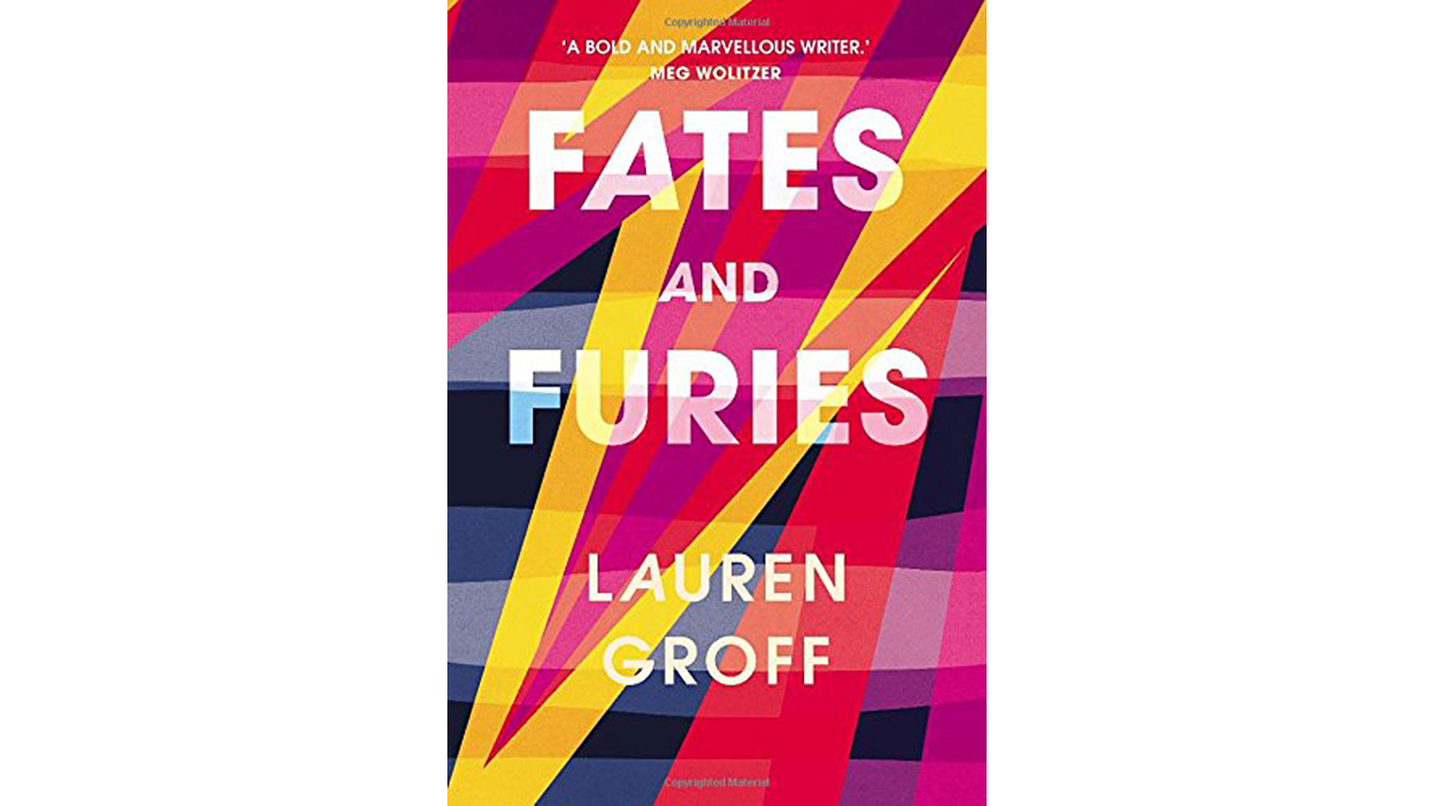 Fates And Furies By Lauren Groff Financial Times