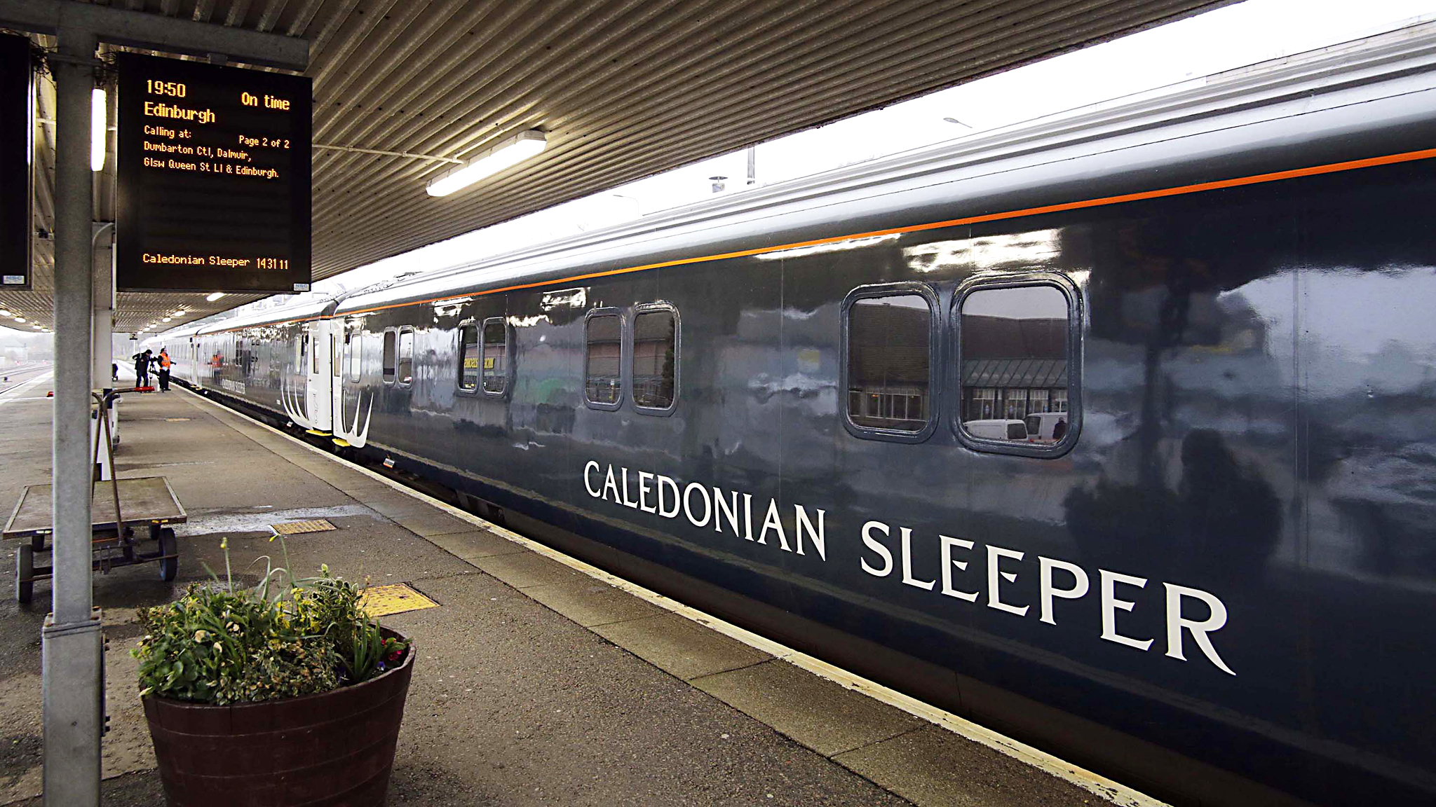 Caledonian Sleeper Admin Fees Enough To Drive You Off The