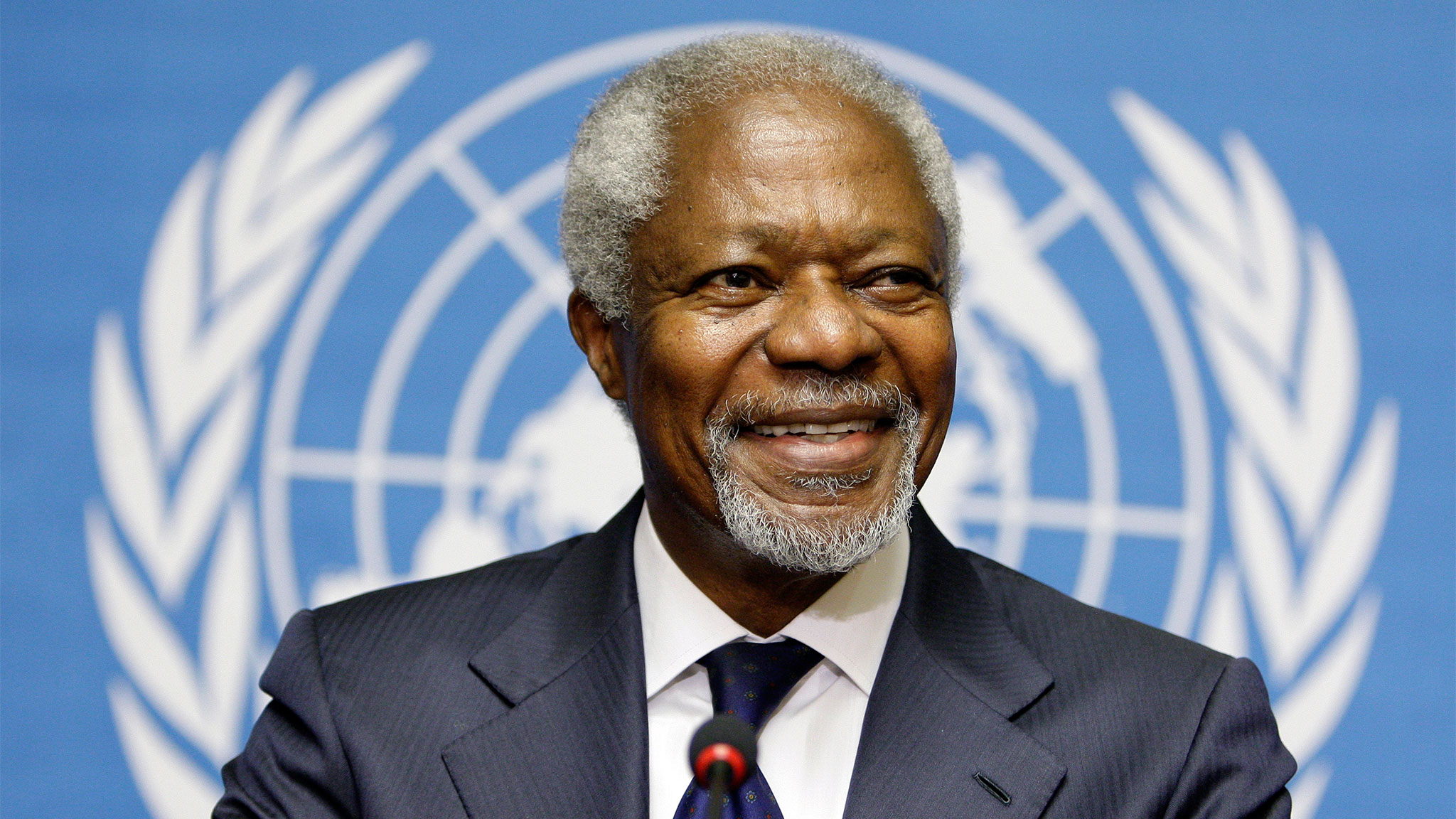 Leadership lesson from Kofi Annan