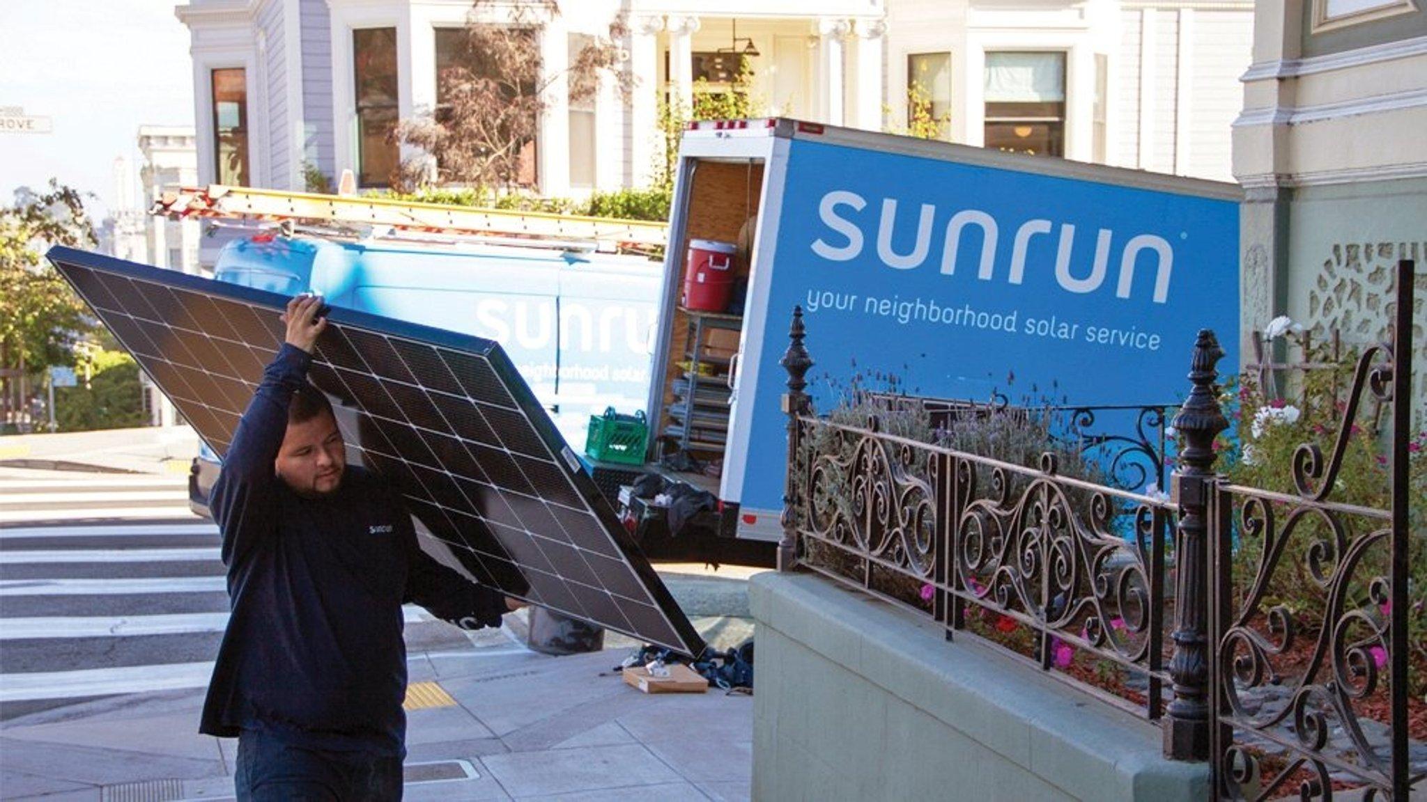 Comcast and Sunrun strike solar panel sales deal | Financial