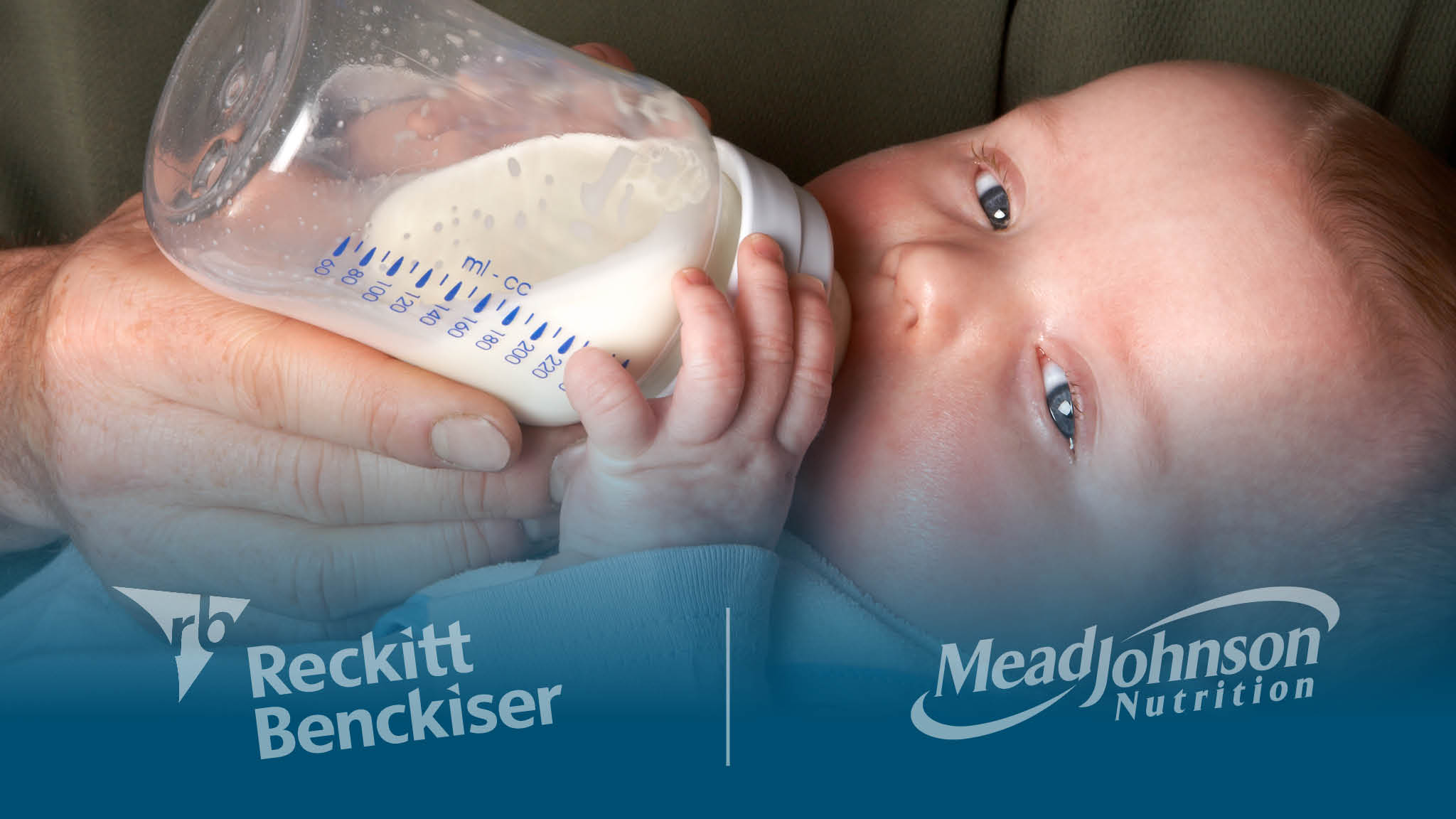 Reckitt Benckiser turns to Mead Johnson for a growth formula