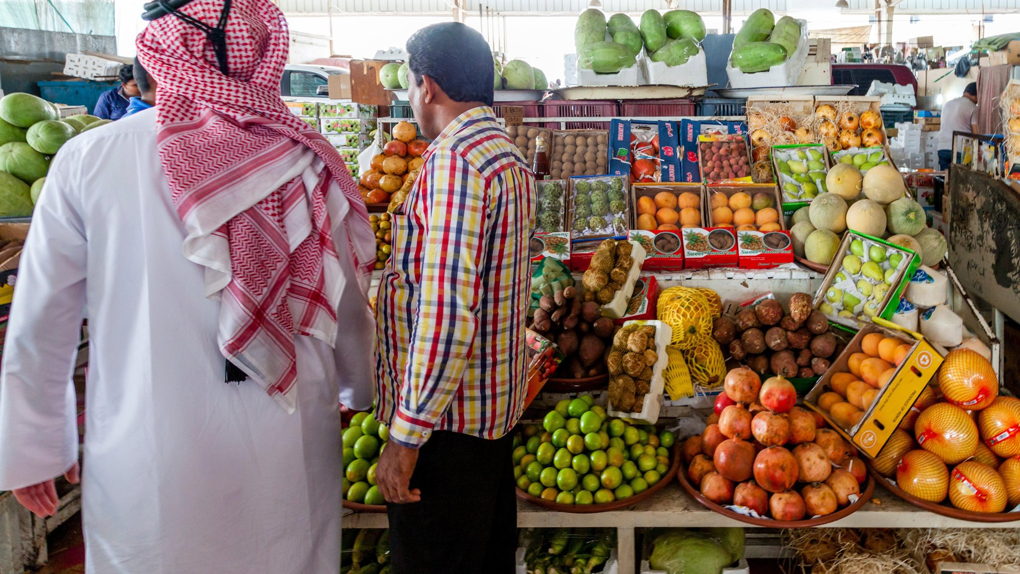 Qatar bans imports from four Arab neighbours | Financial Times