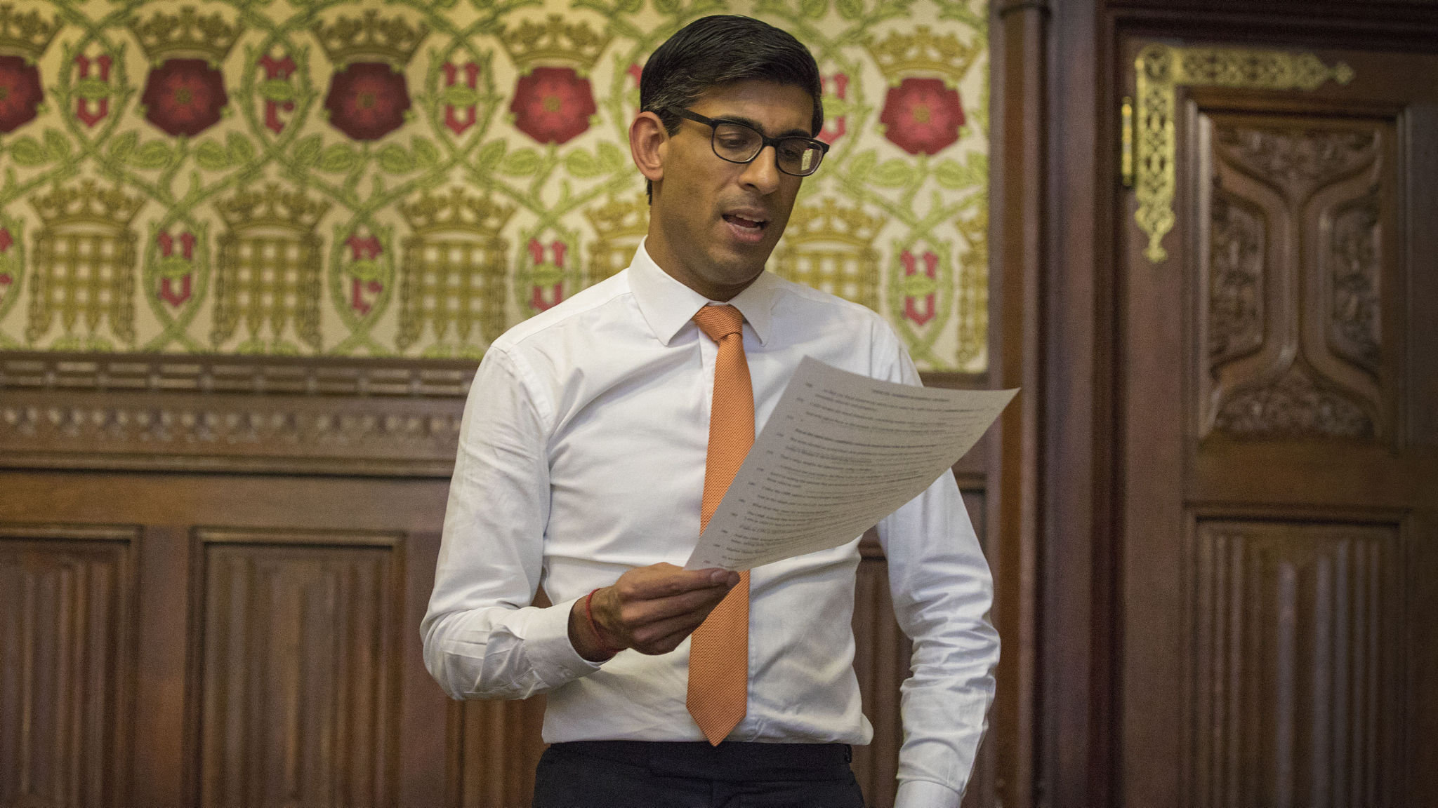 Tories Are Fixing The Roof While Mr Sunak Shines Financial Times