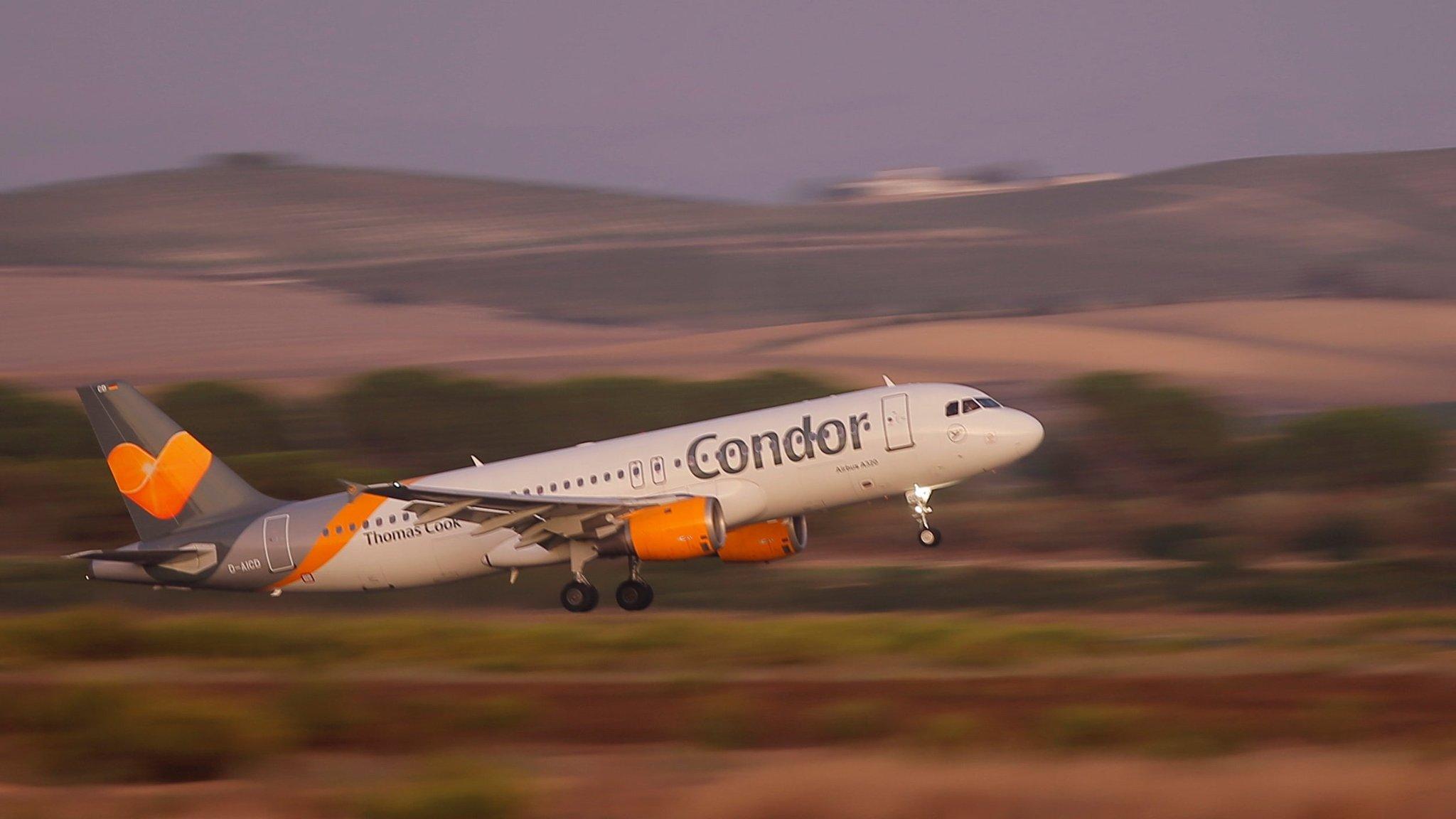 Resultado de imagen para condor airlines