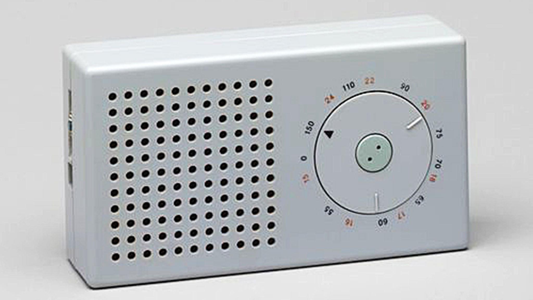 design classic dieter rams t3 radio. Black Bedroom Furniture Sets. Home Design Ideas