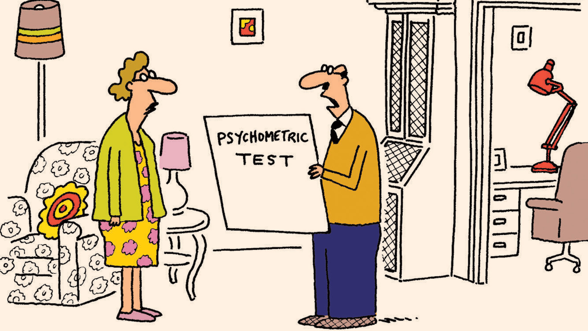 How To Cheat A Psychometric Test  Financial Times