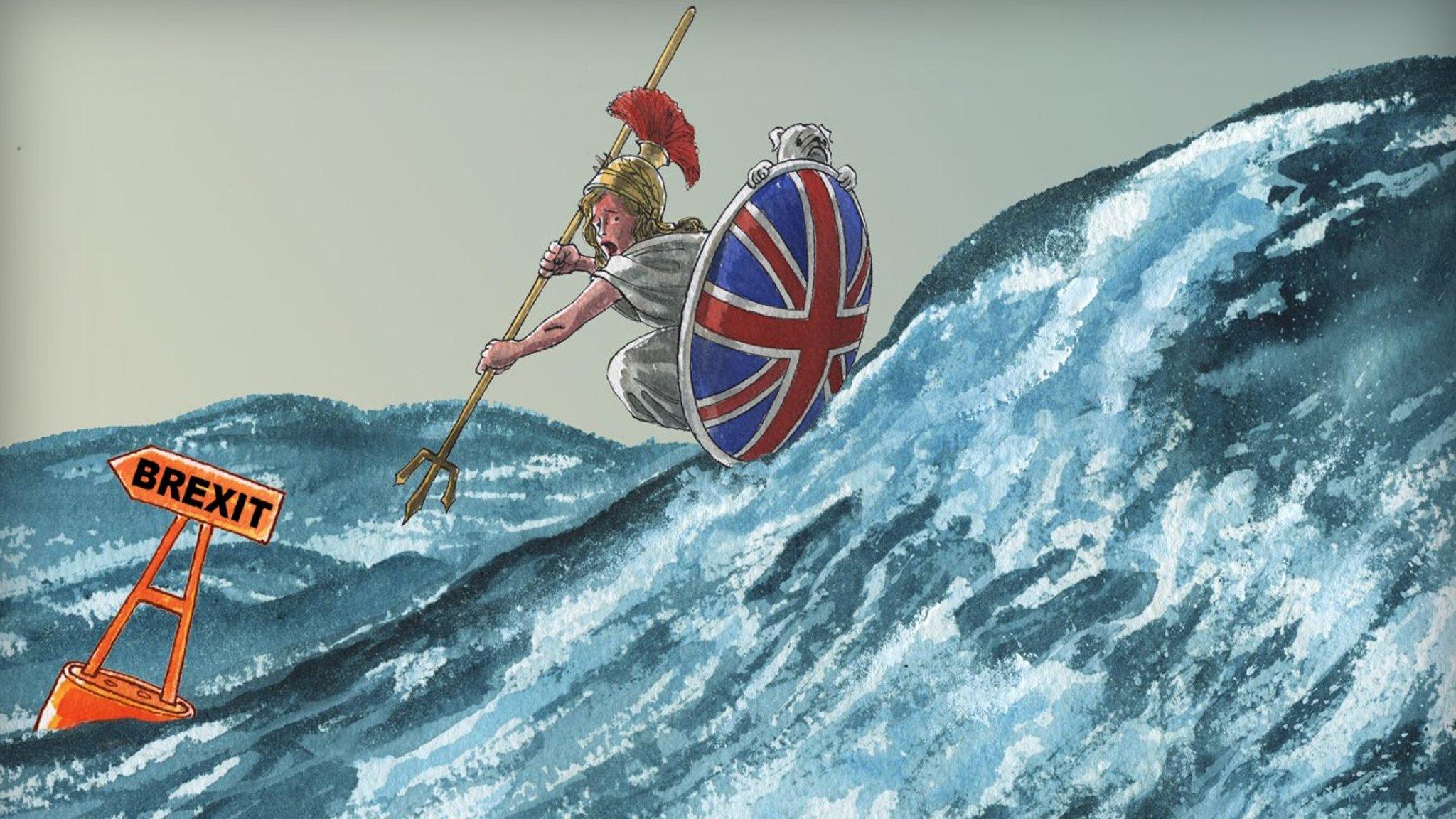 Brexit Imperils The Confidence Of Strangers