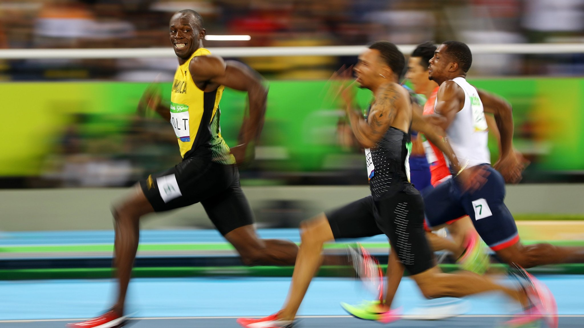 Usain Bolt And Why Jamaican Sprinters Are So Fast Financial Times