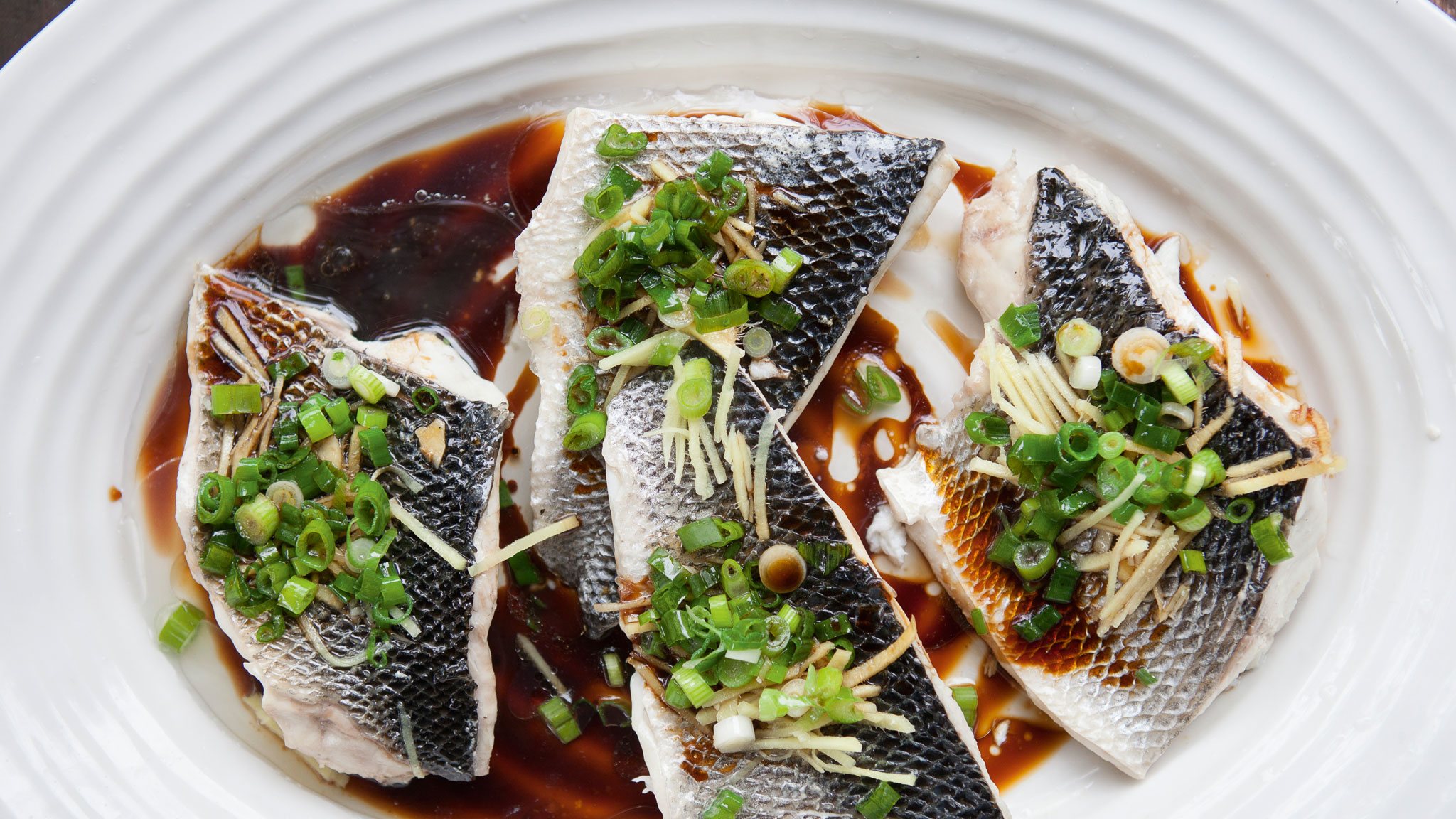 Steamed Sea Bass with Ginger Recipe forecasting