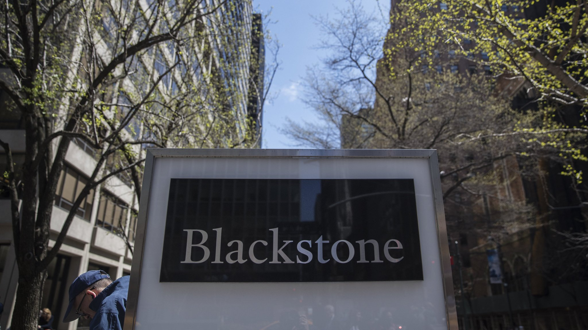 Blackstone seals record $18 7bn private real estate deal
