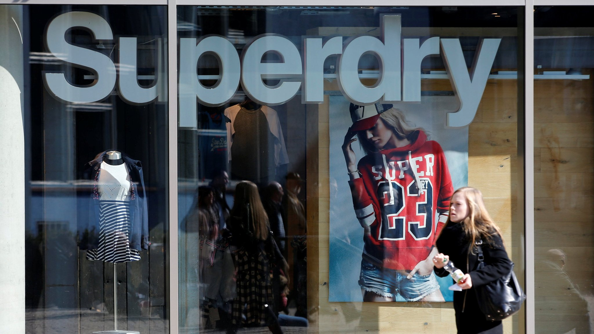 Stocks to watch: Superdry, Dixons, Wood Group, Sainsbury's