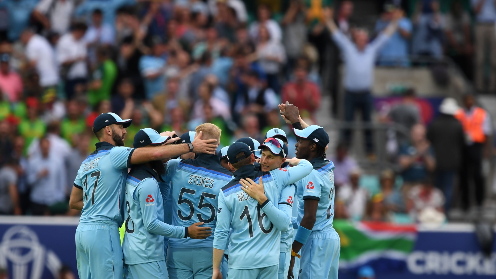 Hosts England Get Off To Winning Start At Cricket World Cup