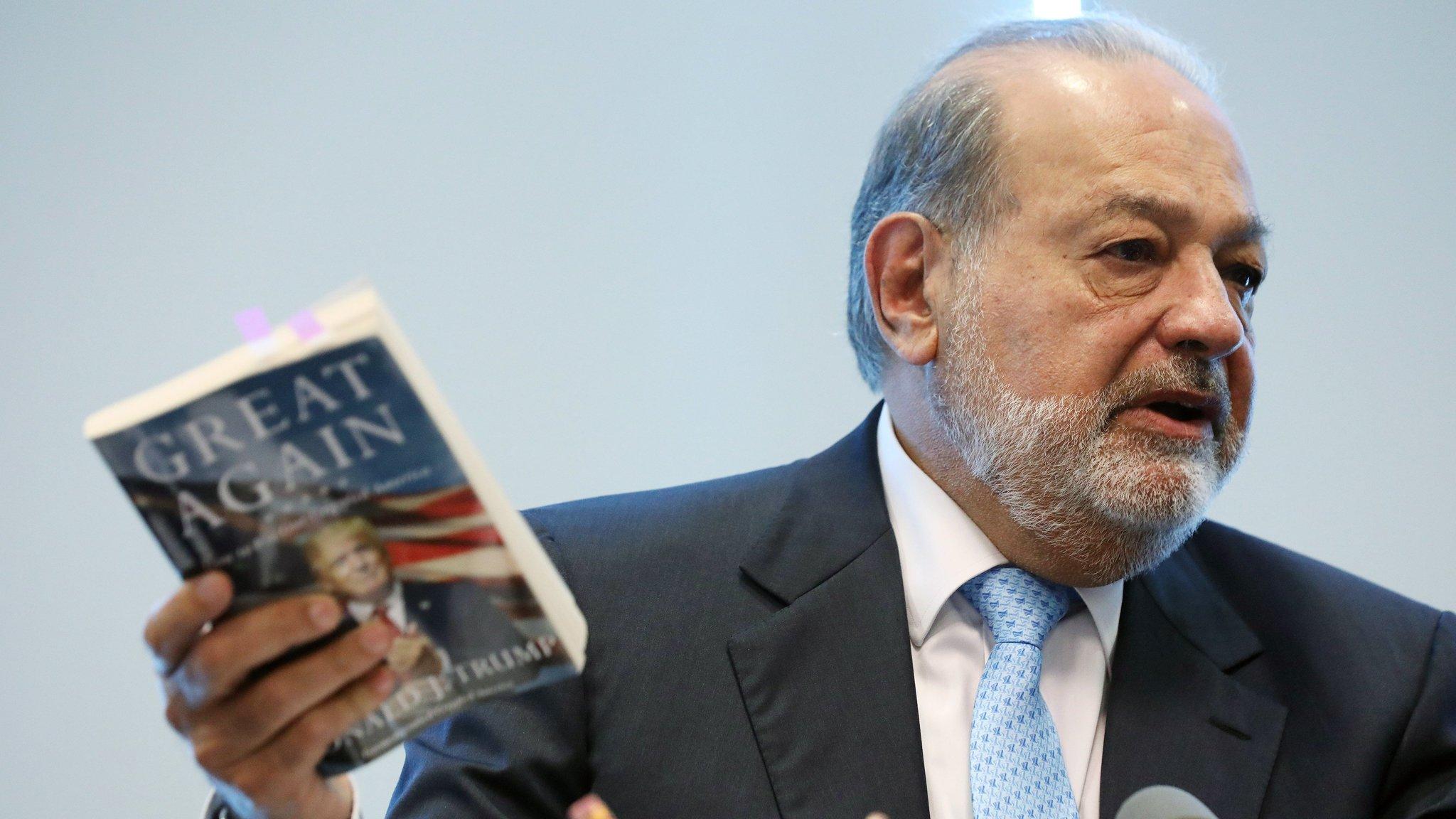 Carlos slim takes profits on new york times investment for Pasticceria da carlo new york