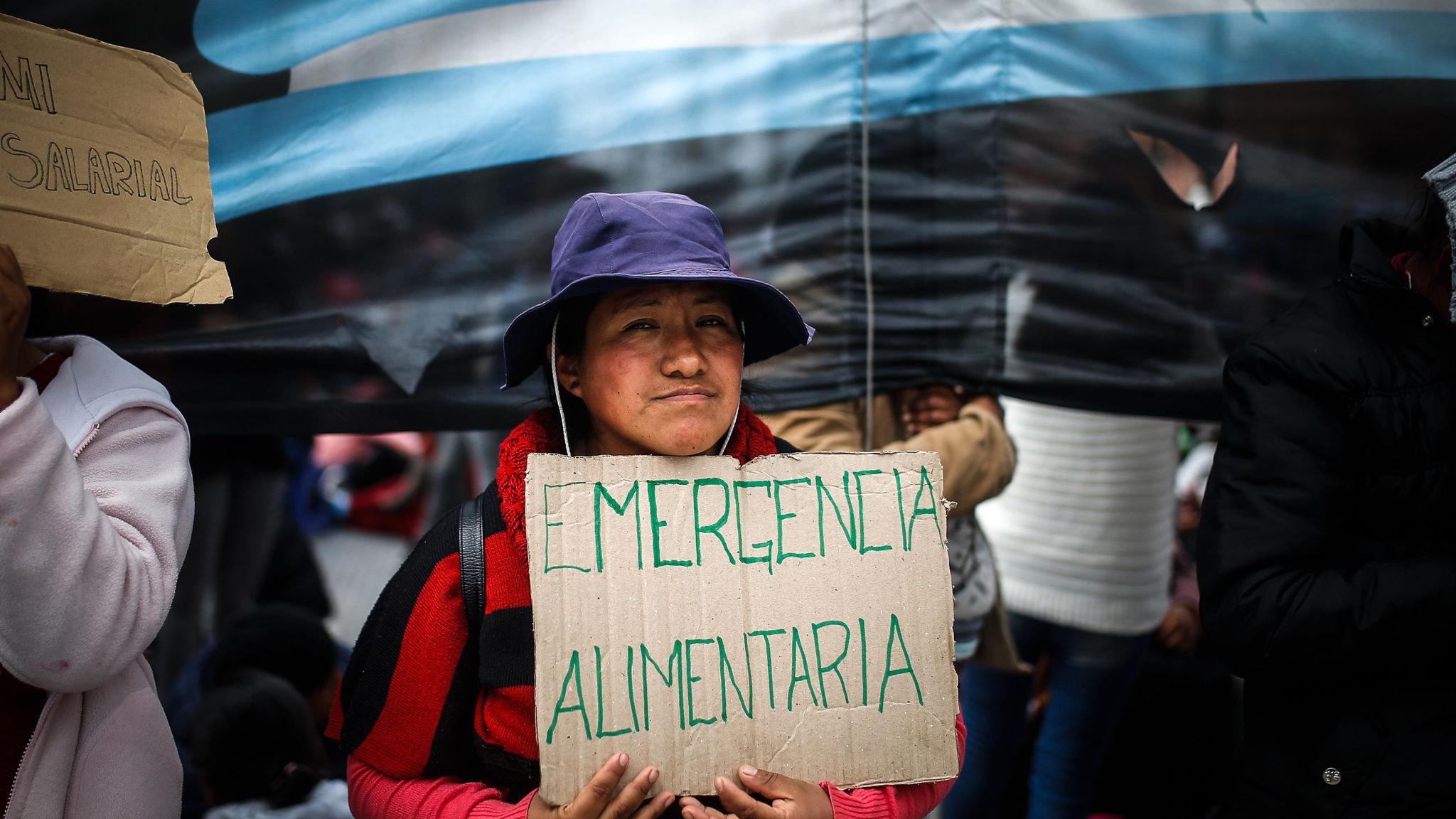 Argentina inflation jumps after peso's collapse