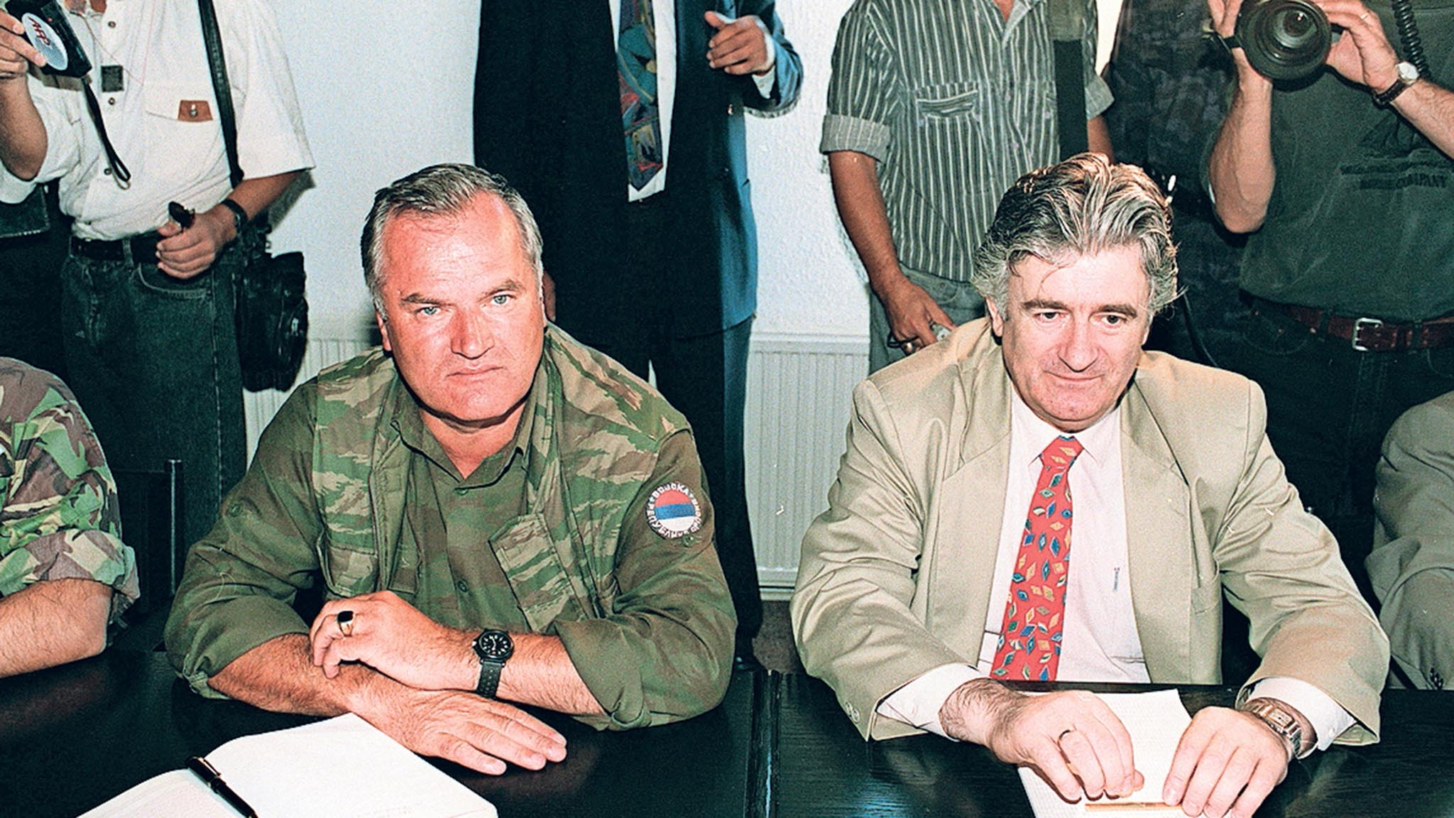 The Trial of Ratko Mladic, BBC Four — behind the scenes of the trial of the  'Butcher of Bosnia'