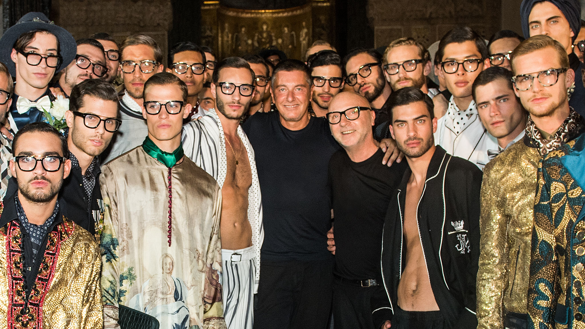b968ca0a8475b Dolce and Gabbana unfiltered  millennials, Melania and la moda   Financial  Times