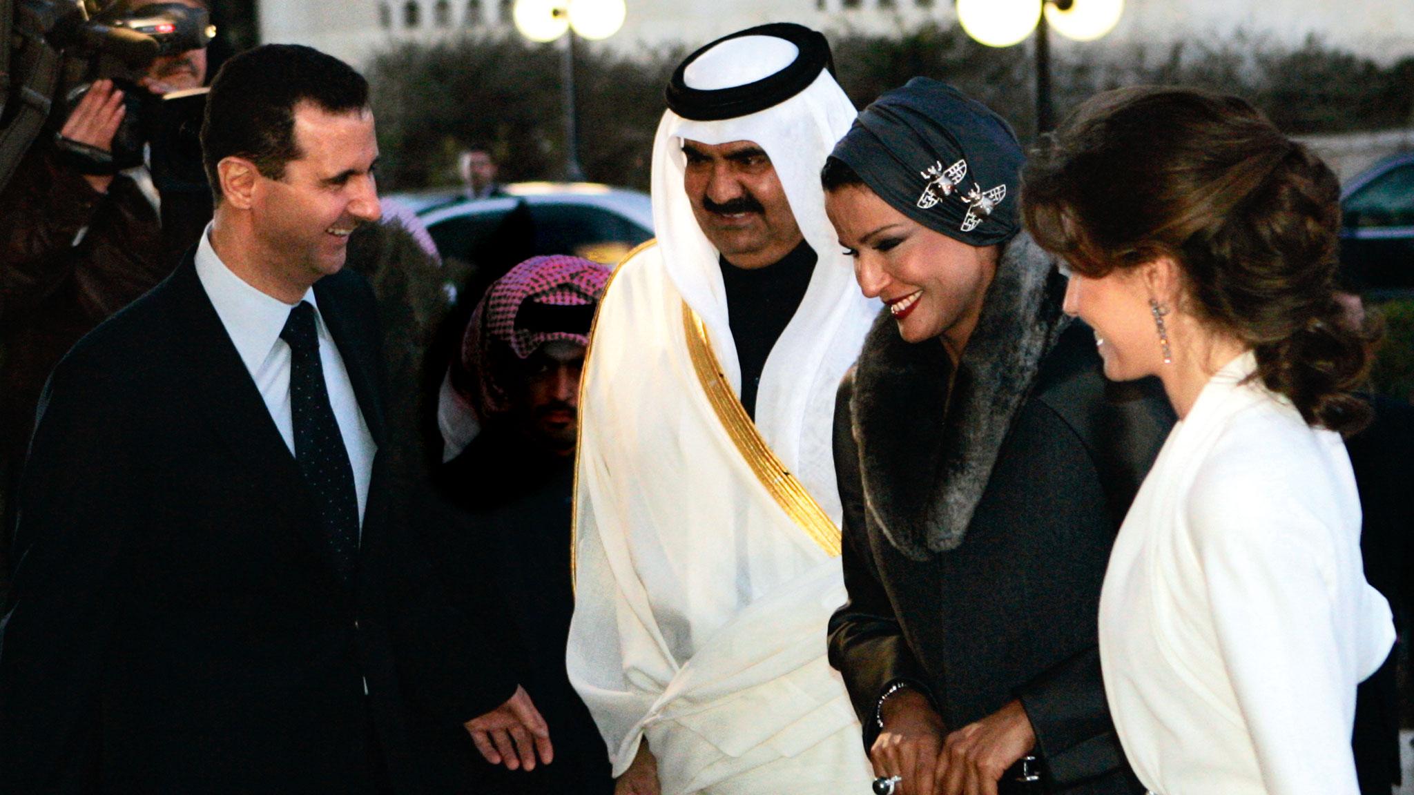 Hamad bin jassim bin jabor al thani wife sexual dysfunction