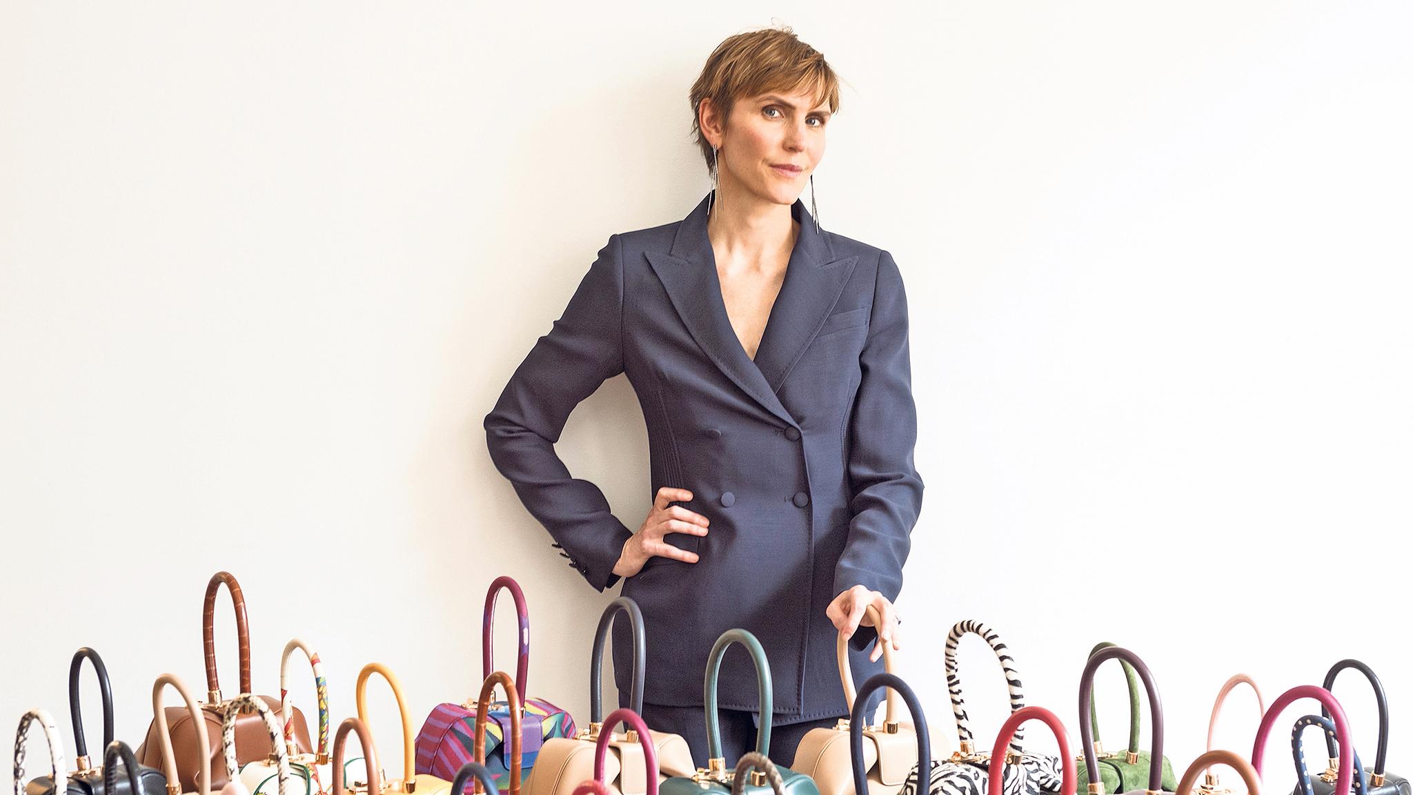 e29b251fccd692 Gabriela Hearst — the woman behind fashion's most wanted bag ...