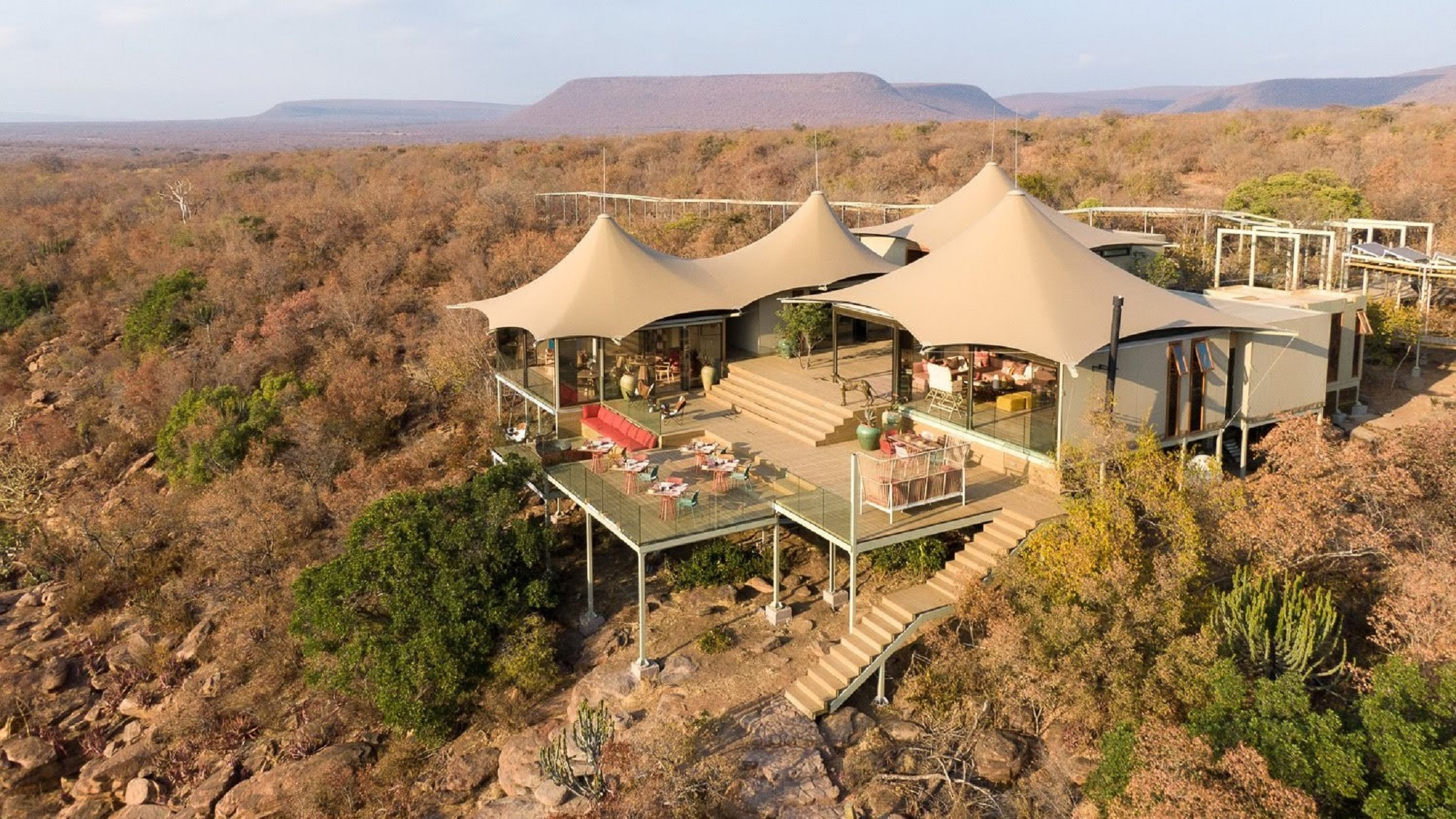 Shortcuts: hotel openings from South Africa and London