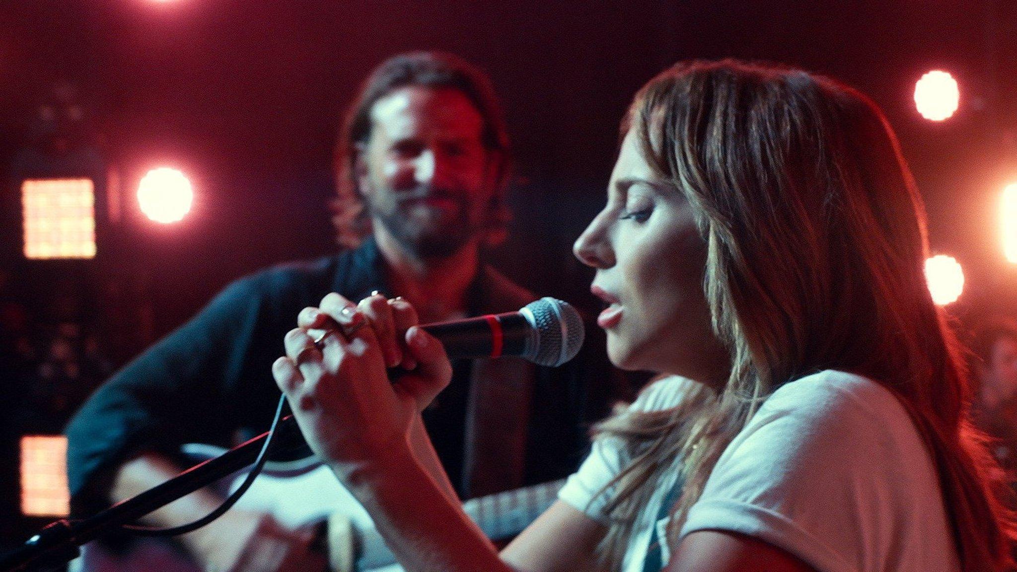 A Star Is Born — Bradley Cooper and Lady Gaga in a born-again classic