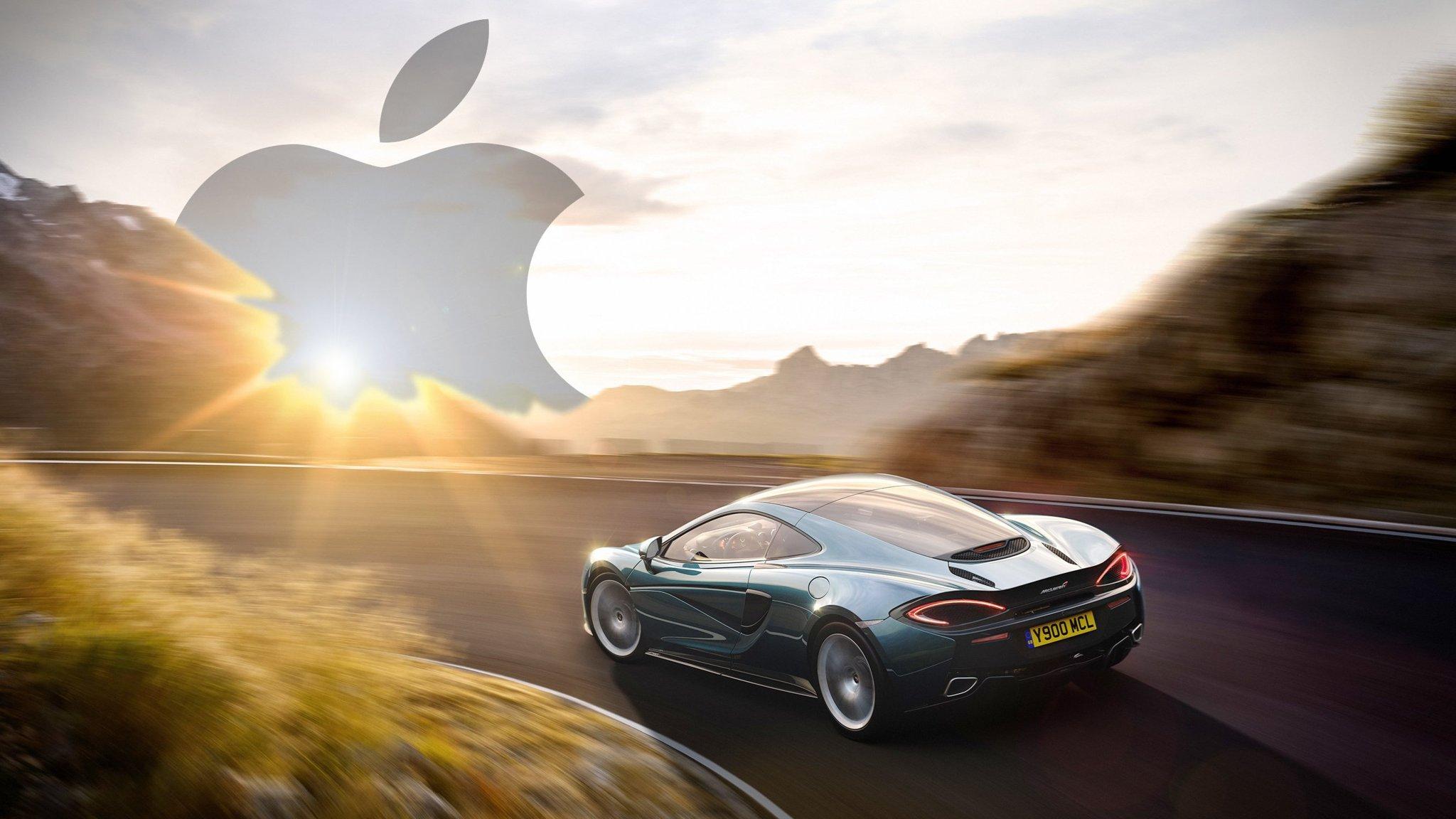 Apple podría comprar McLaren