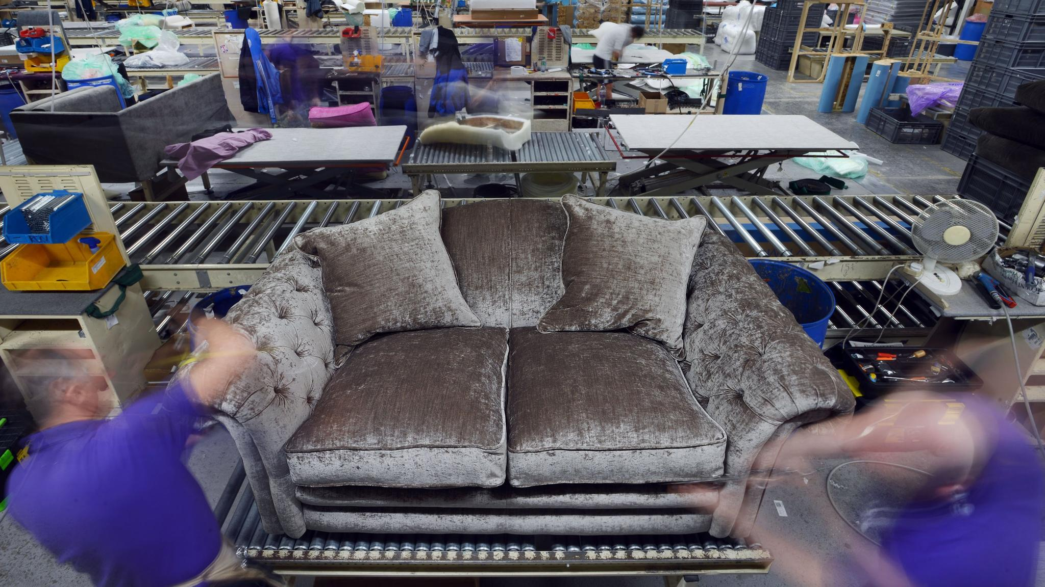 Sofa attracts private equity investor