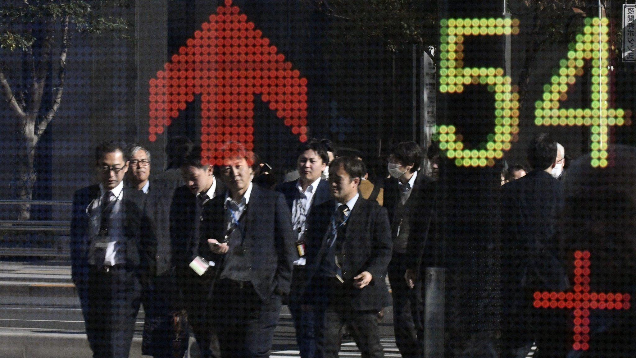 Remarkable rebound in japanese stocks - Japanese remarkable ...