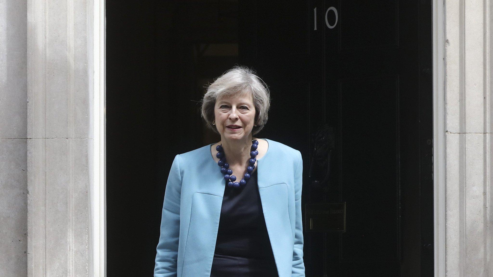 Theresa May: Britain's Angela Merkel?