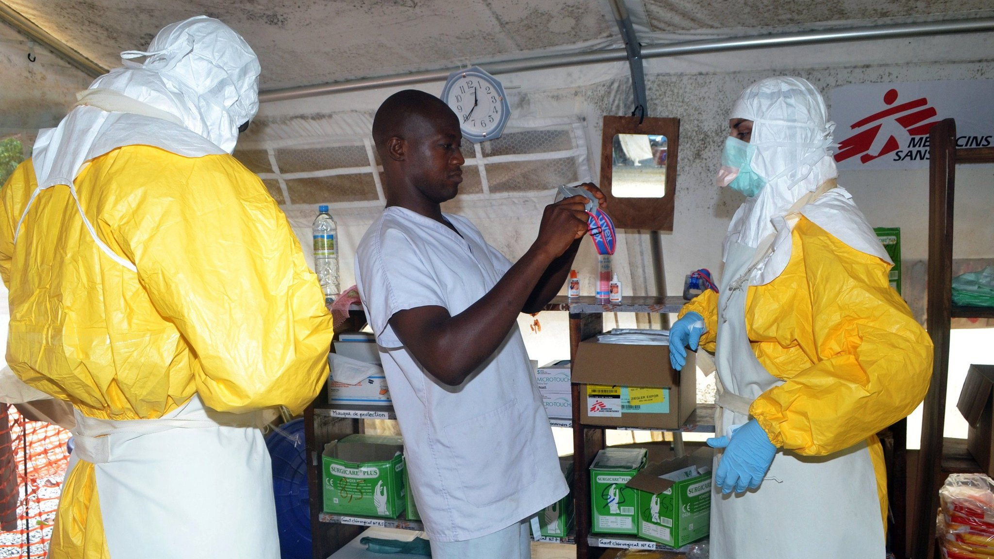 World Bank's 'pandemic bonds' under scrutiny after failing to pay out on Ebola